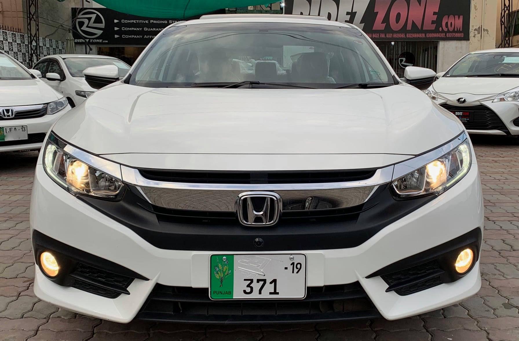 Honda Civic VTi Oriel Prosmatec 1.8 2018