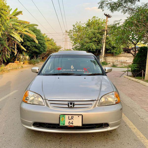Honda Civic VTi Prosmatec 1.6 2002