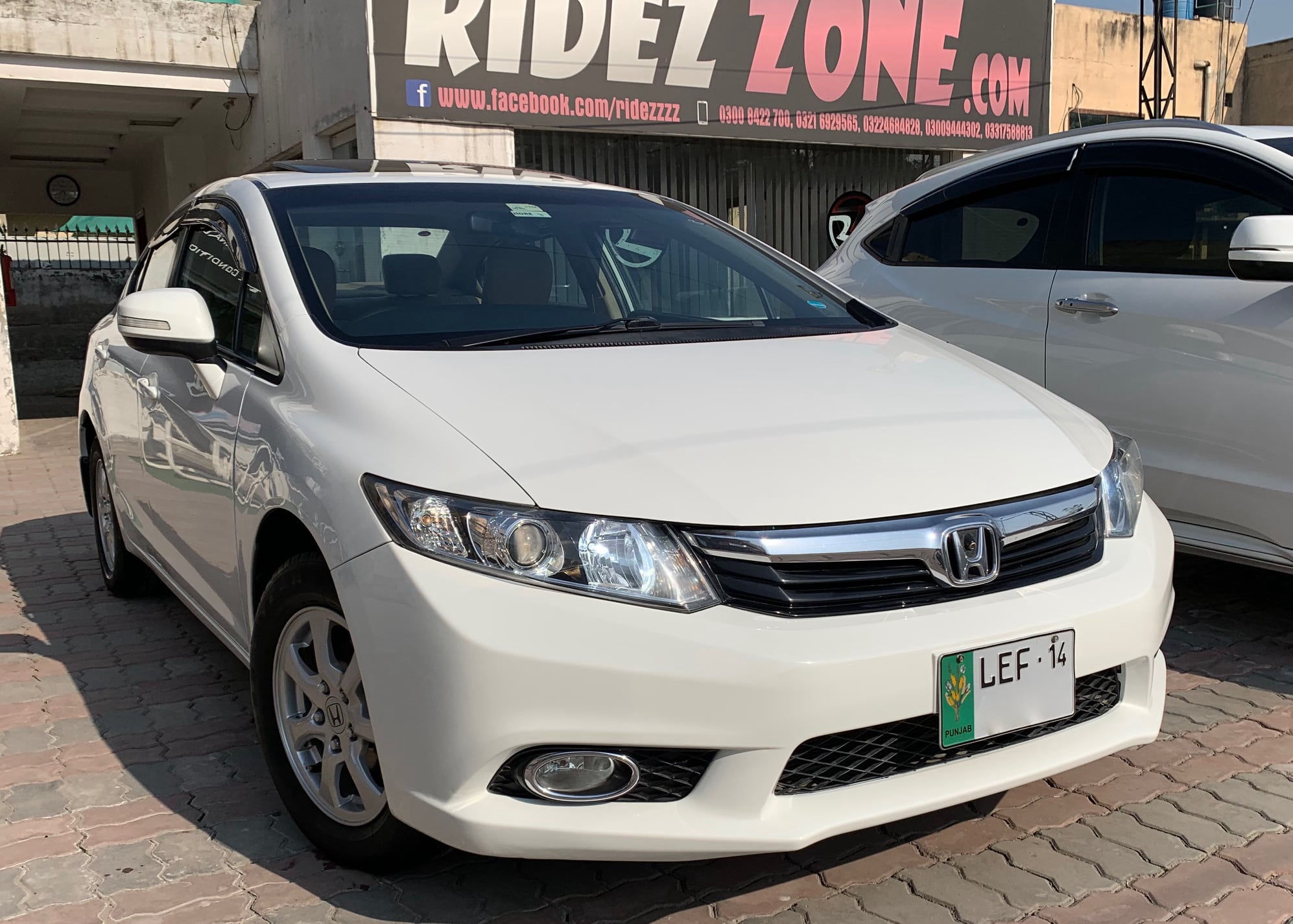 Honda Civic VTi Prosmatec 1.8 2014