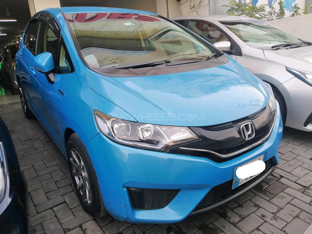 Honda Fit 1.5 Hybrid L Pack 2014