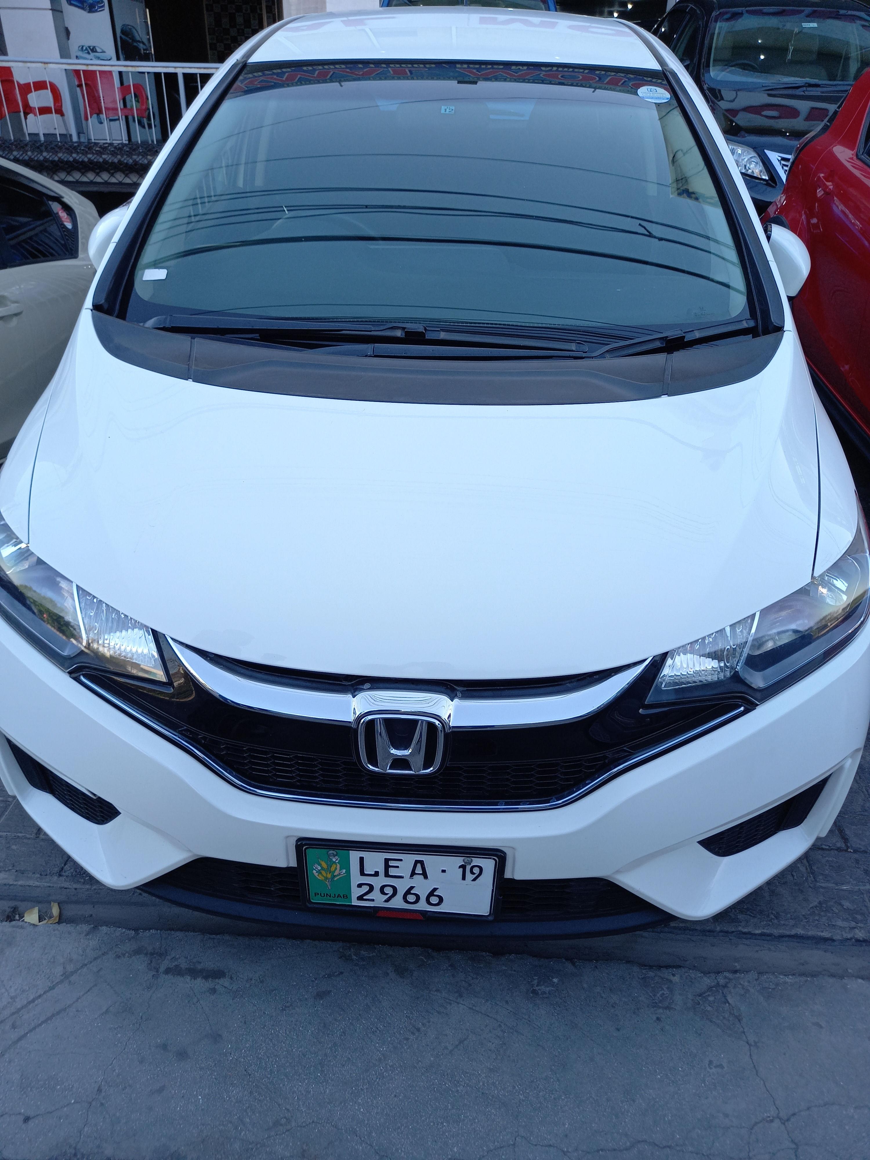 Honda Fit 1.5 Hybrid L Pack
