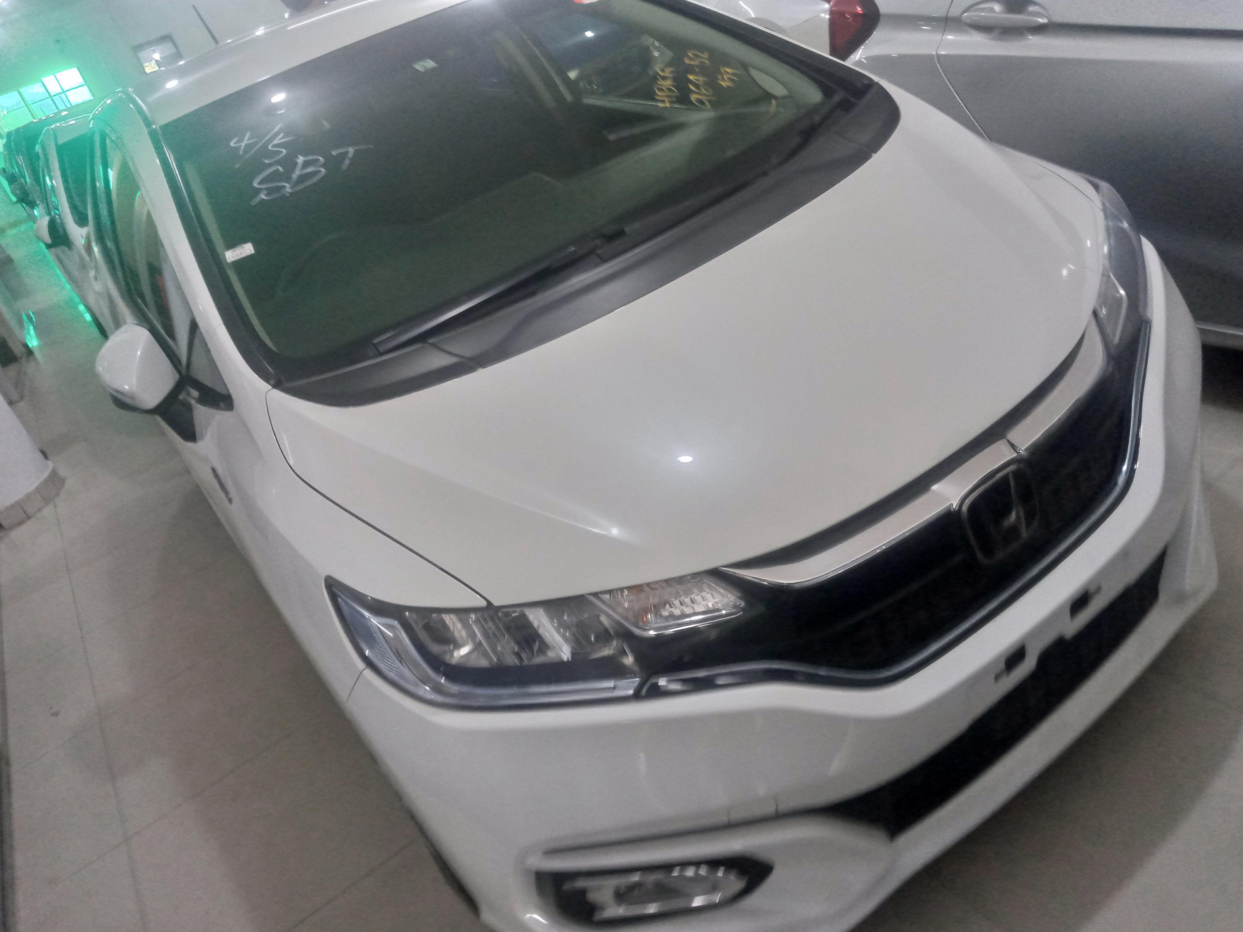 Honda Fit 1.5 Hybrid S Pack 2021