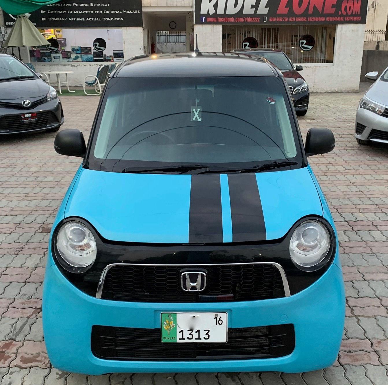 Honda N One Premium Turbo 2012