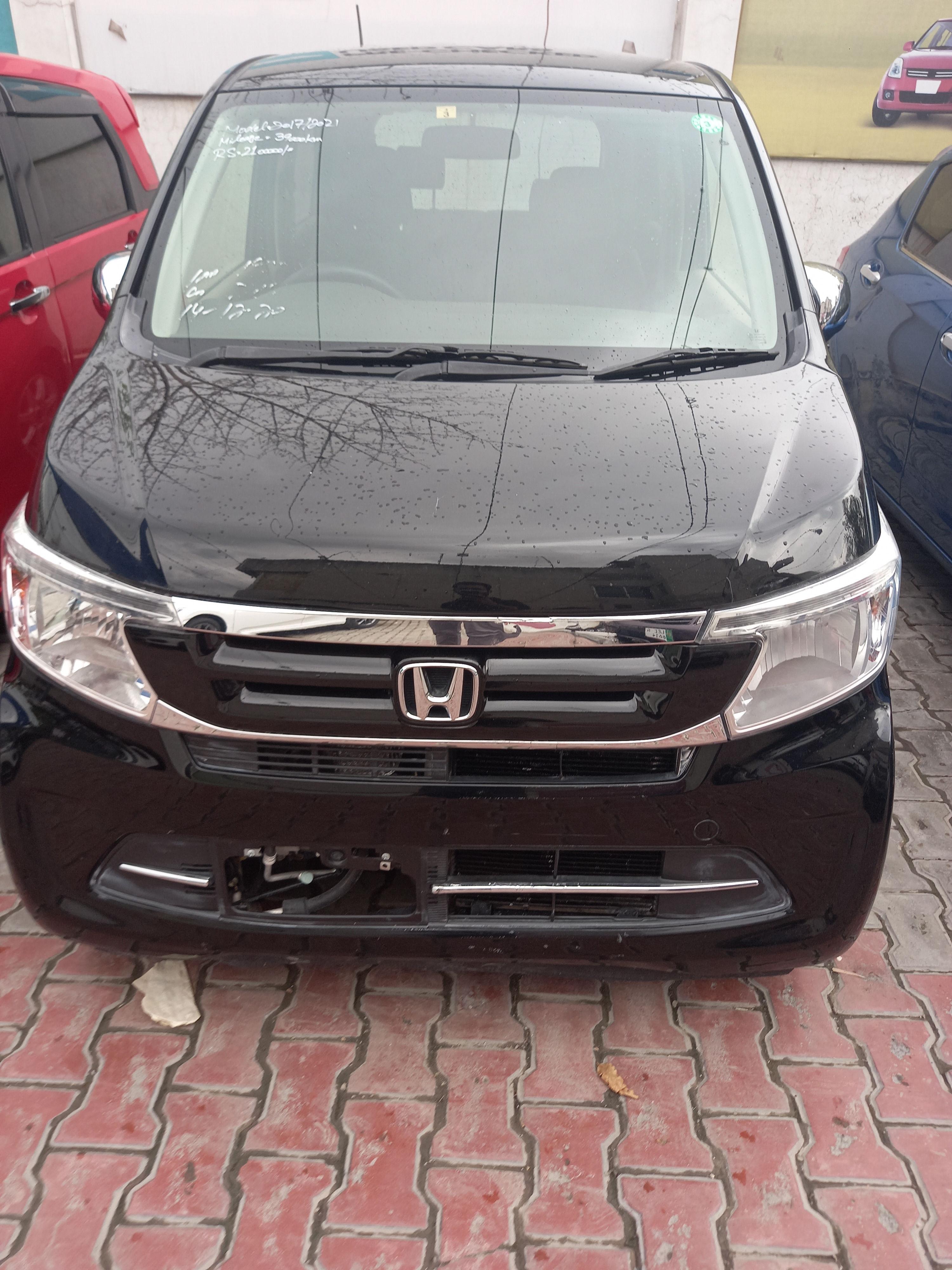 Honda N Wgn C