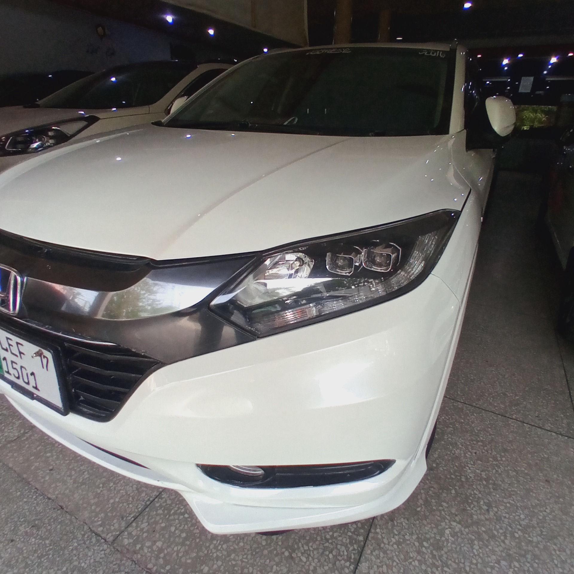 Honda Vezel Hybrid X 2014