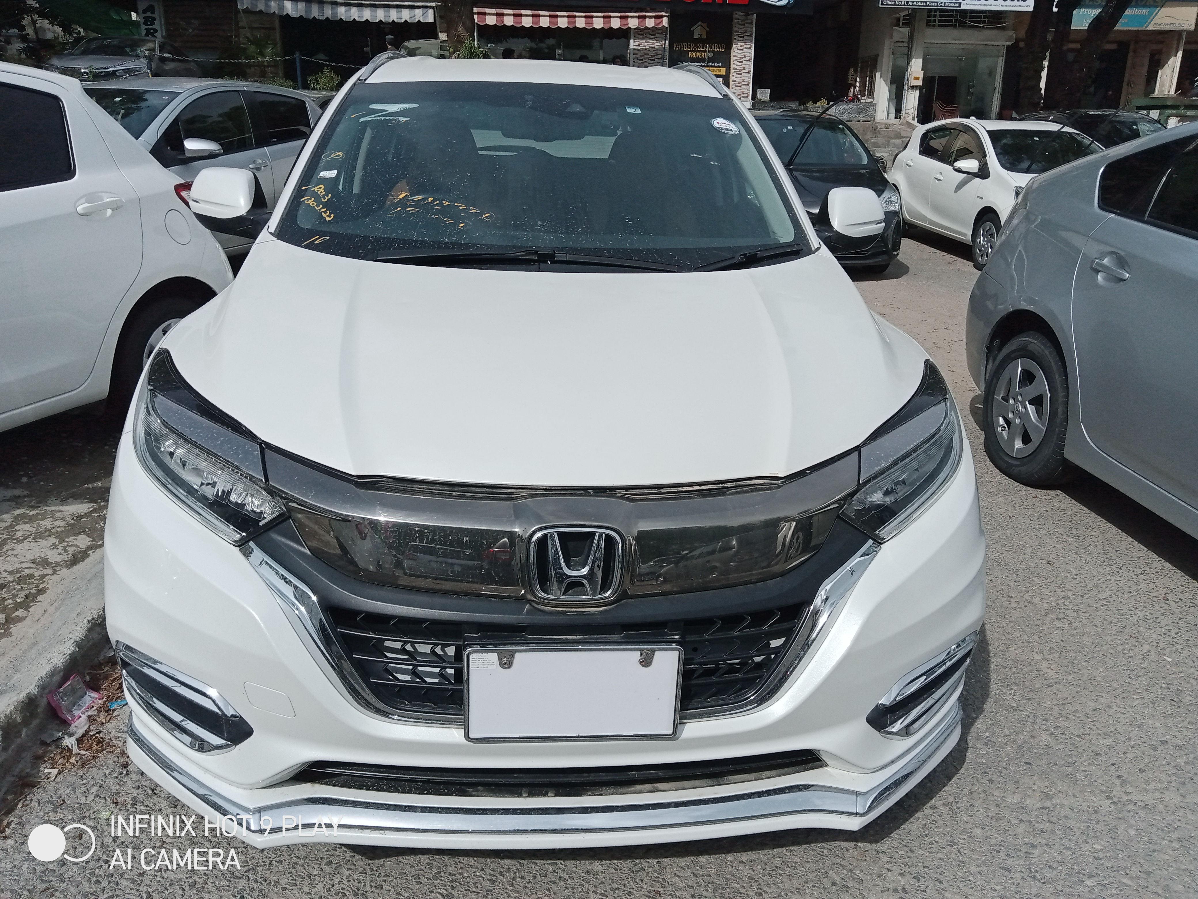 Honda Vezel Hybrid Z 2018