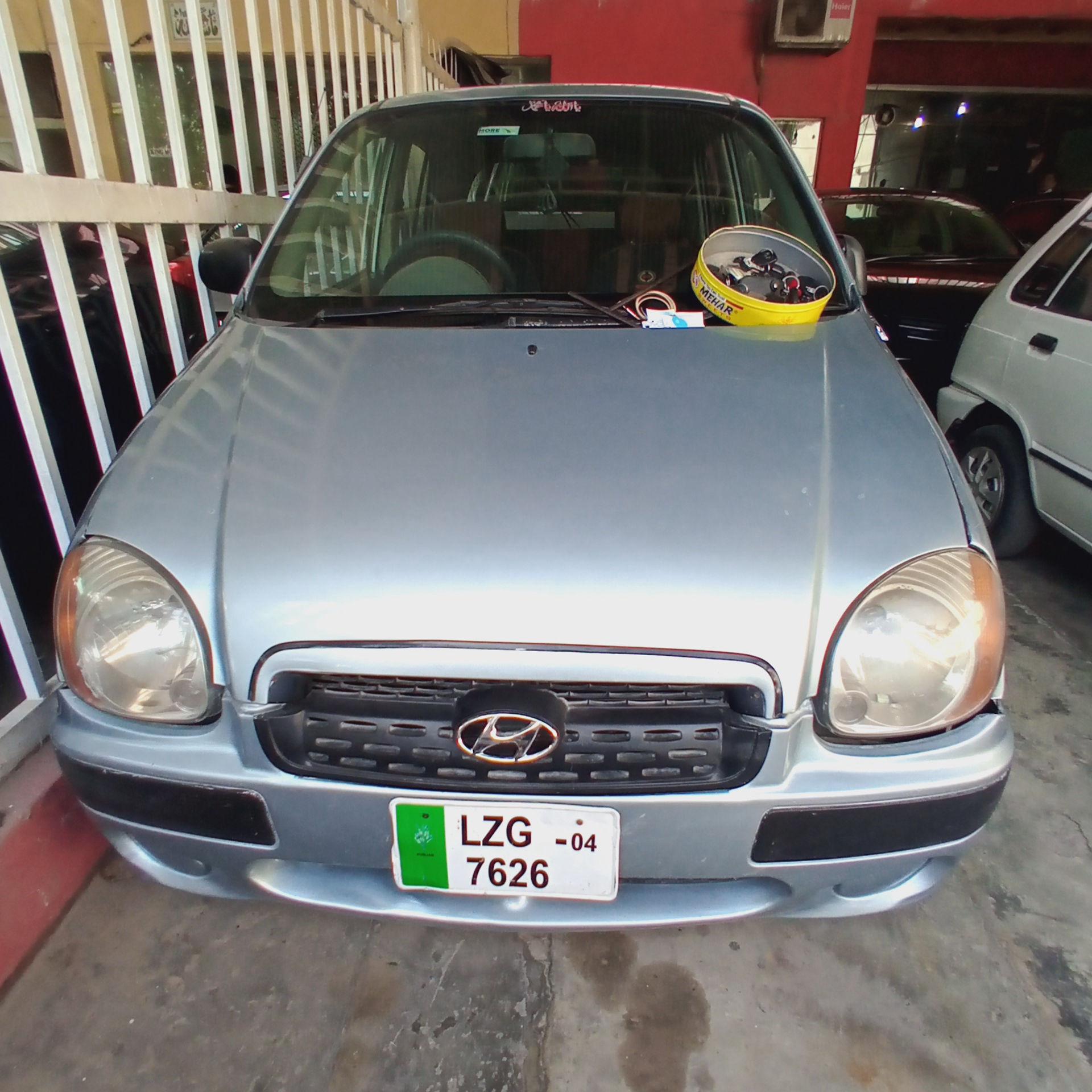 Hyundai Santro Club 2004