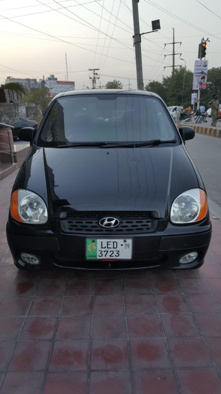 Hyundai Santro Club 2009