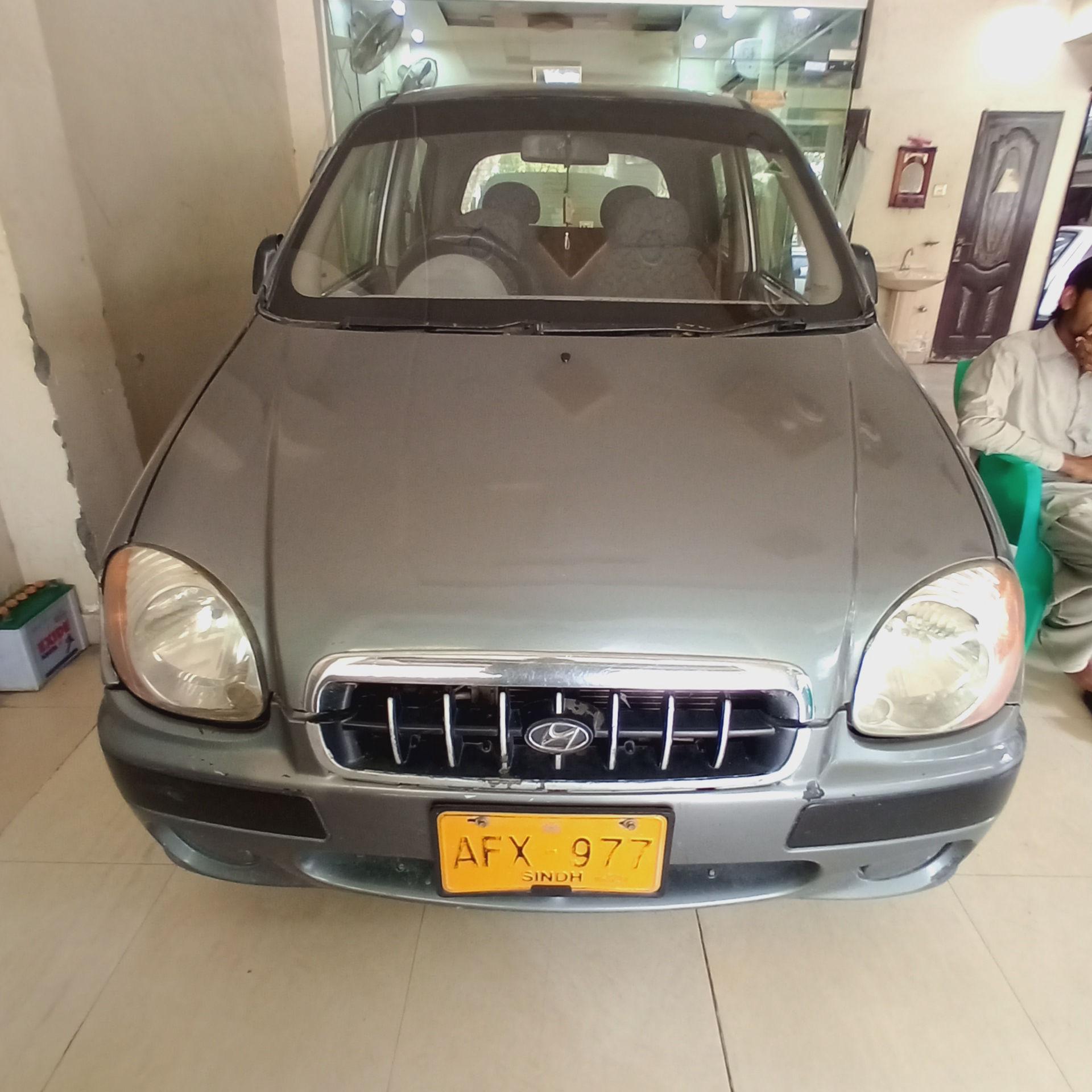 Hyundai Santro Exec 2004