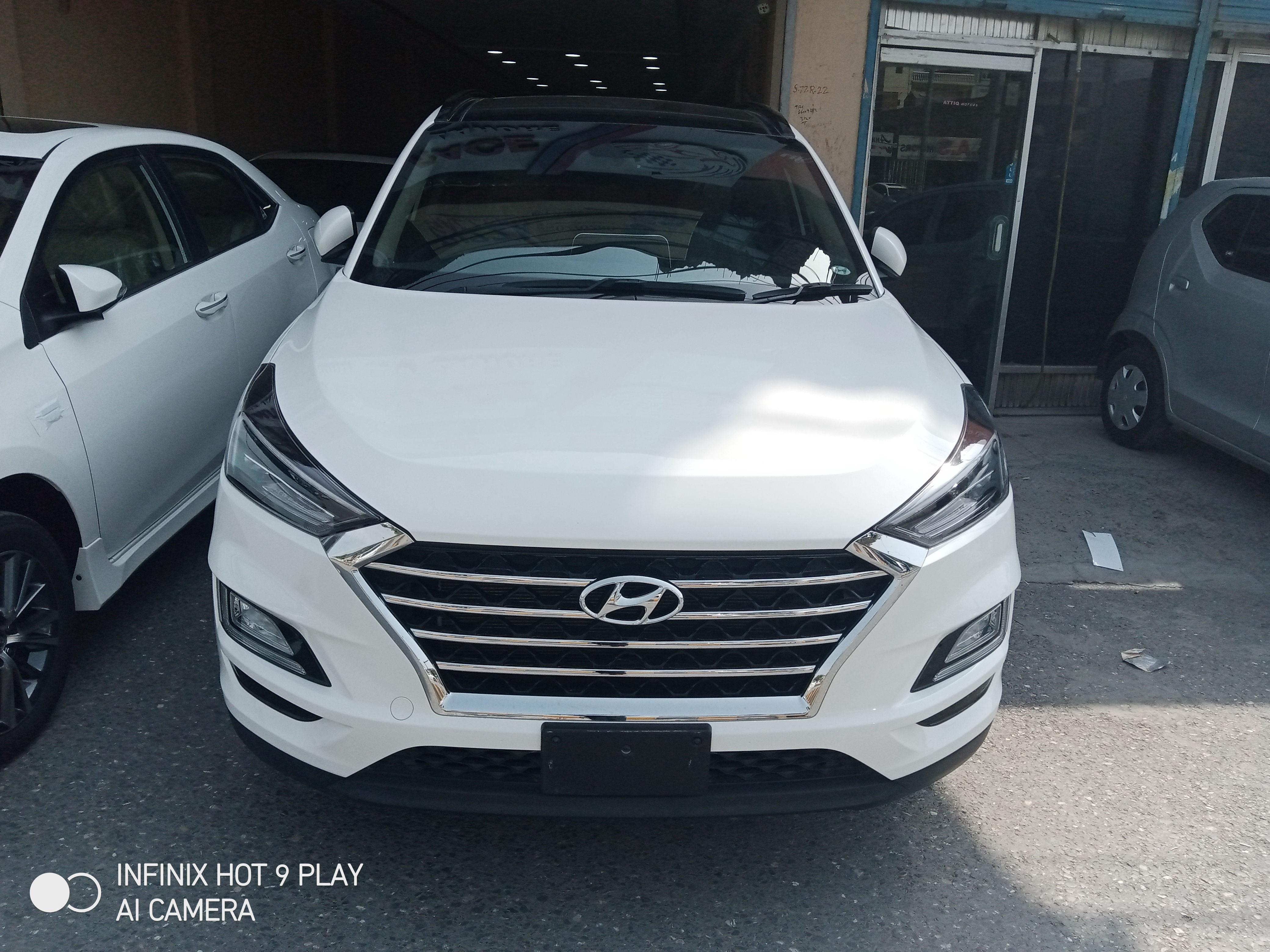 Hyundai Tucson 2.0 AT GL 2021