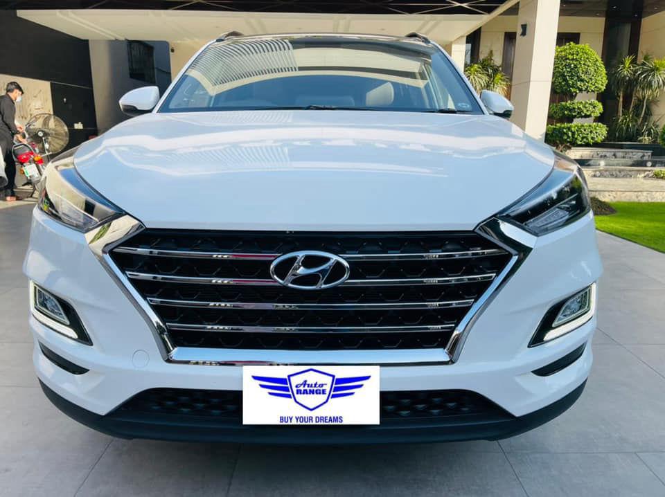 Hyundai Tucson 2.0 AT GLS 2021