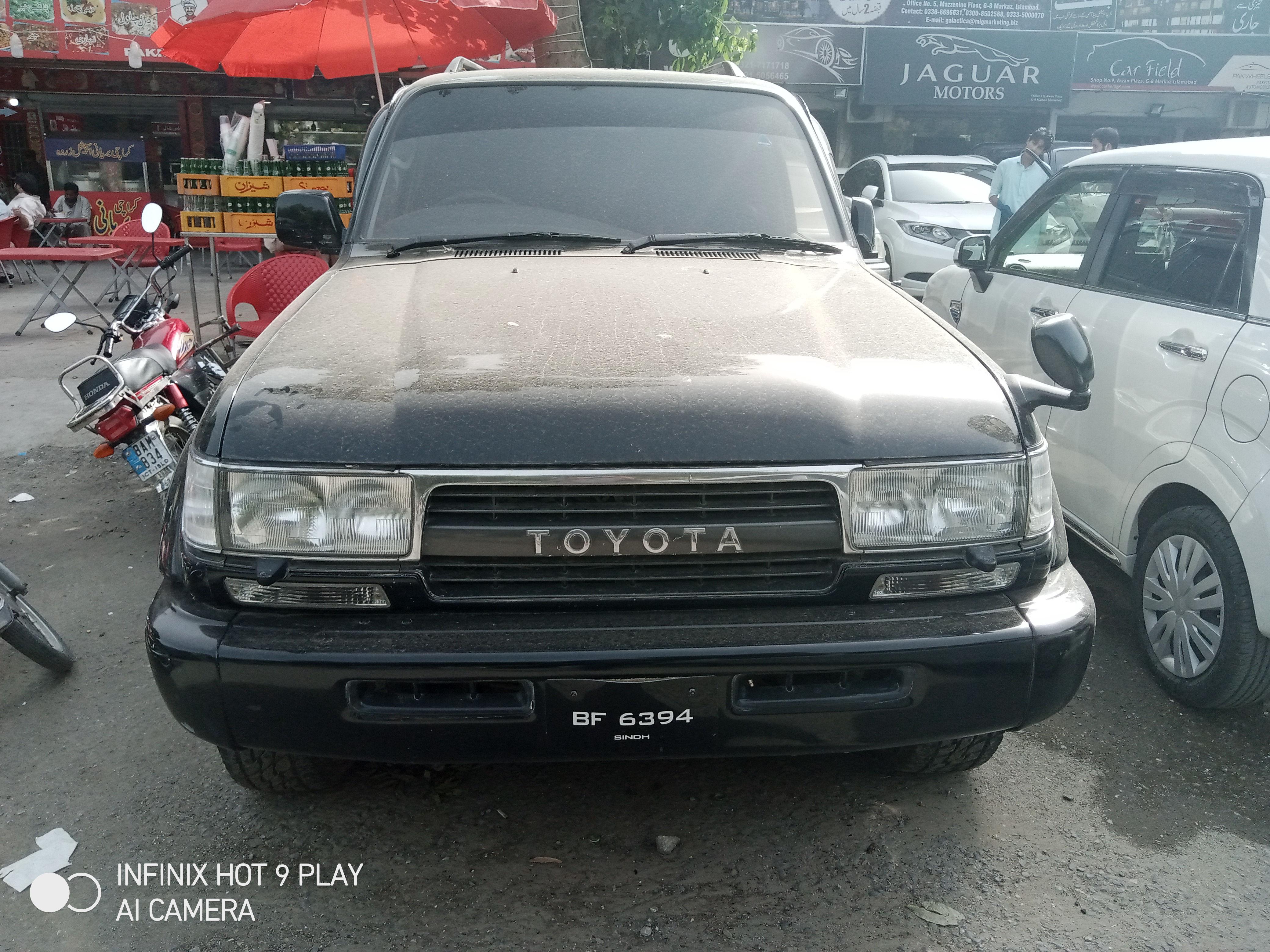 Lexus LX Series LX 450 1991