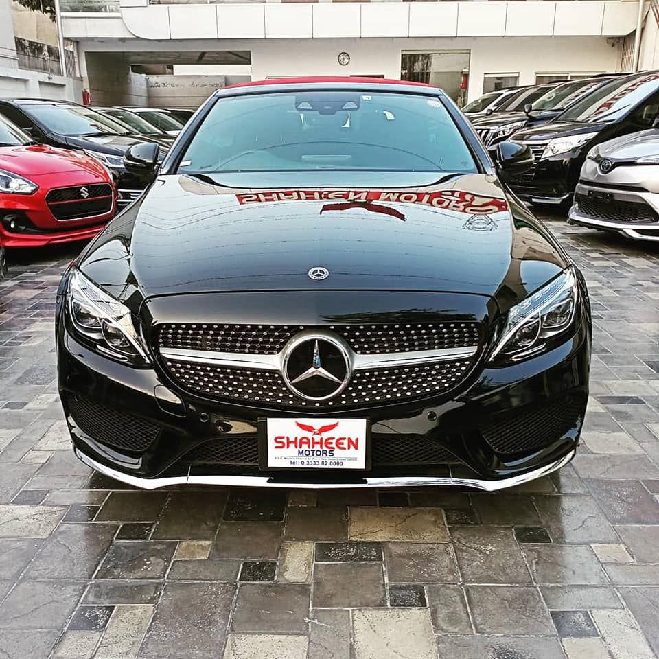Mercedes Benz C Class C180 Exclusive 2018