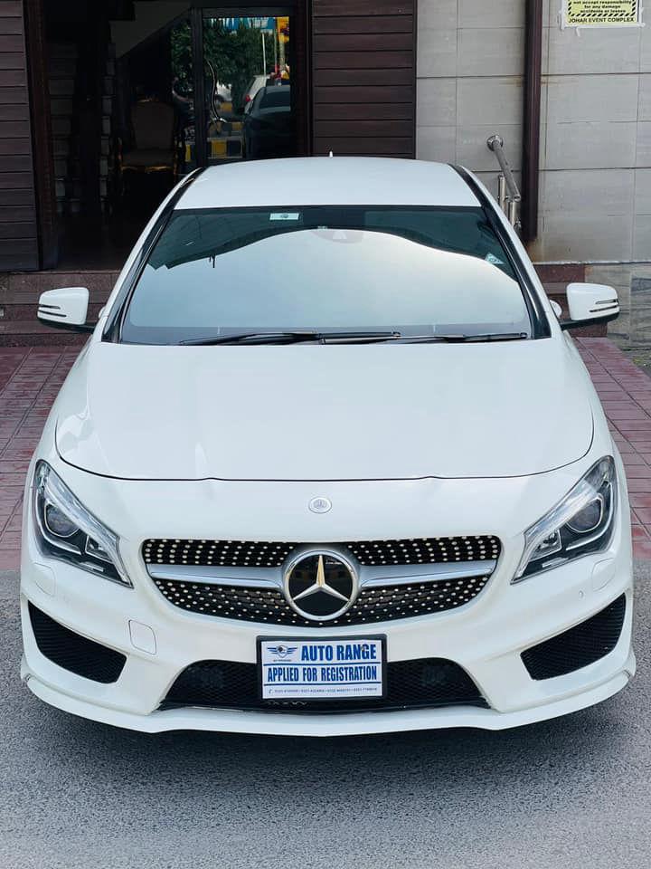 Mercedes Benz CLA Class CLA180 2013