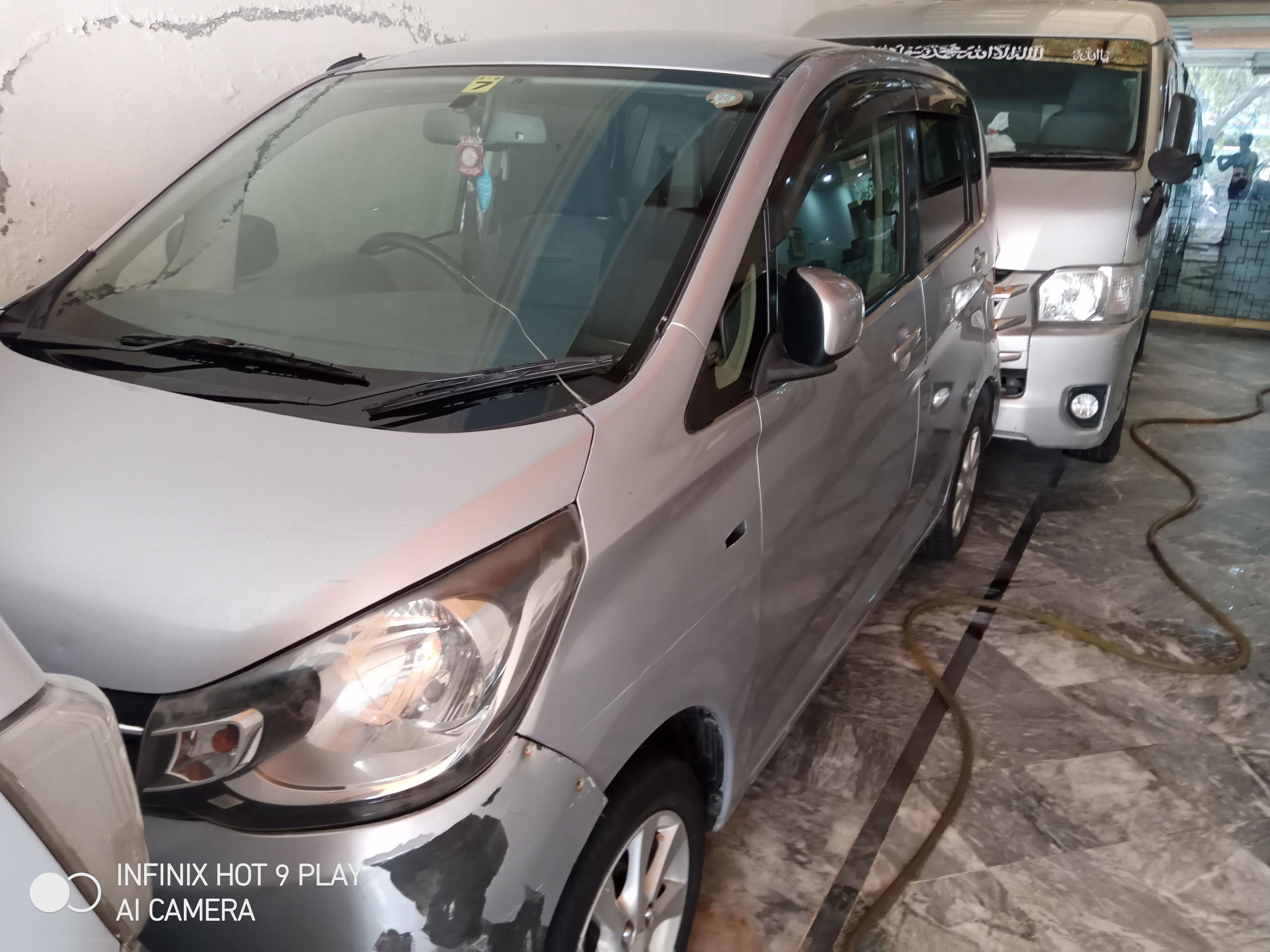 Mitsubishi Ek Wagon G 2013