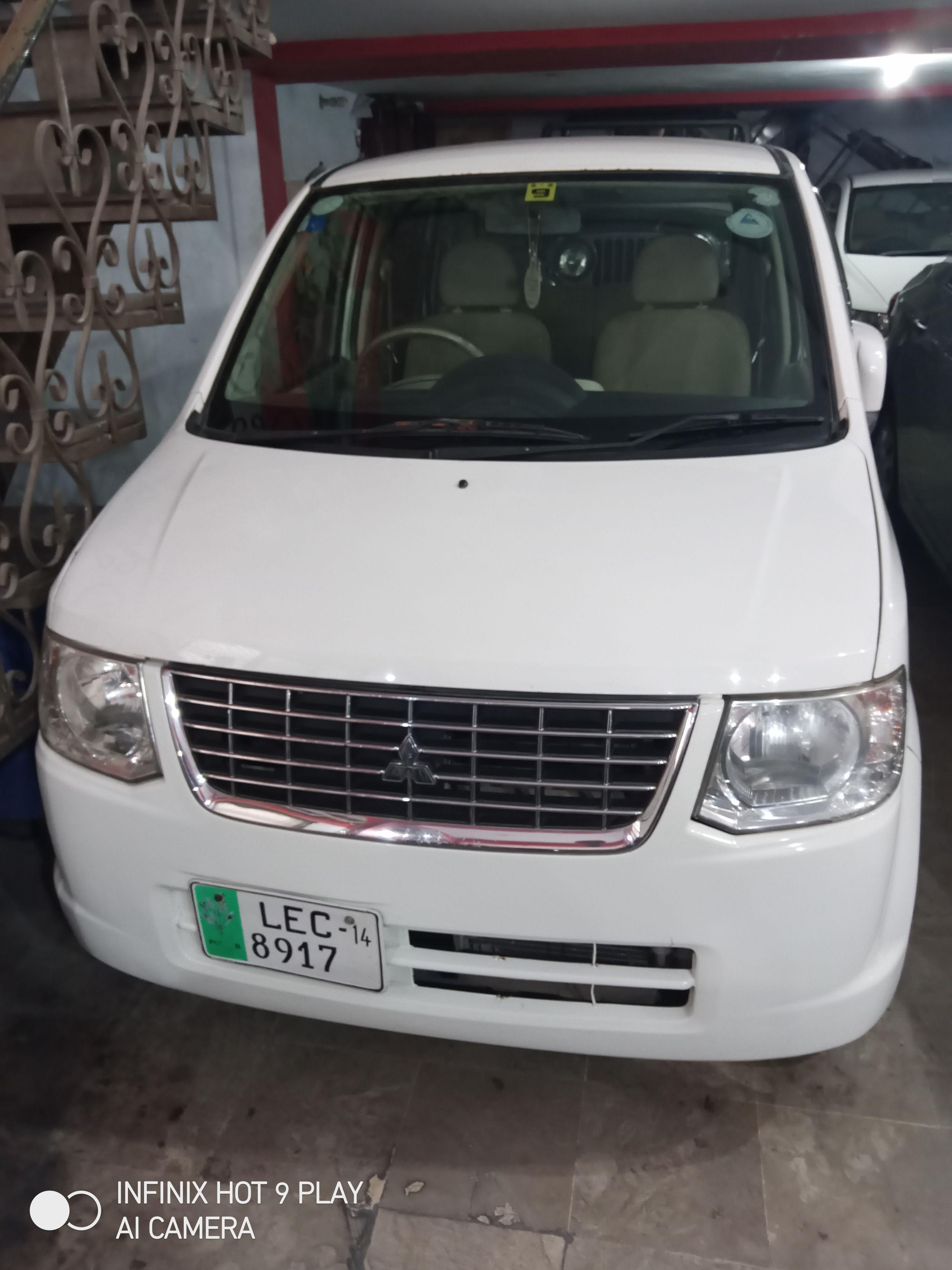 Mitsubishi Ek Wagon GS 2016