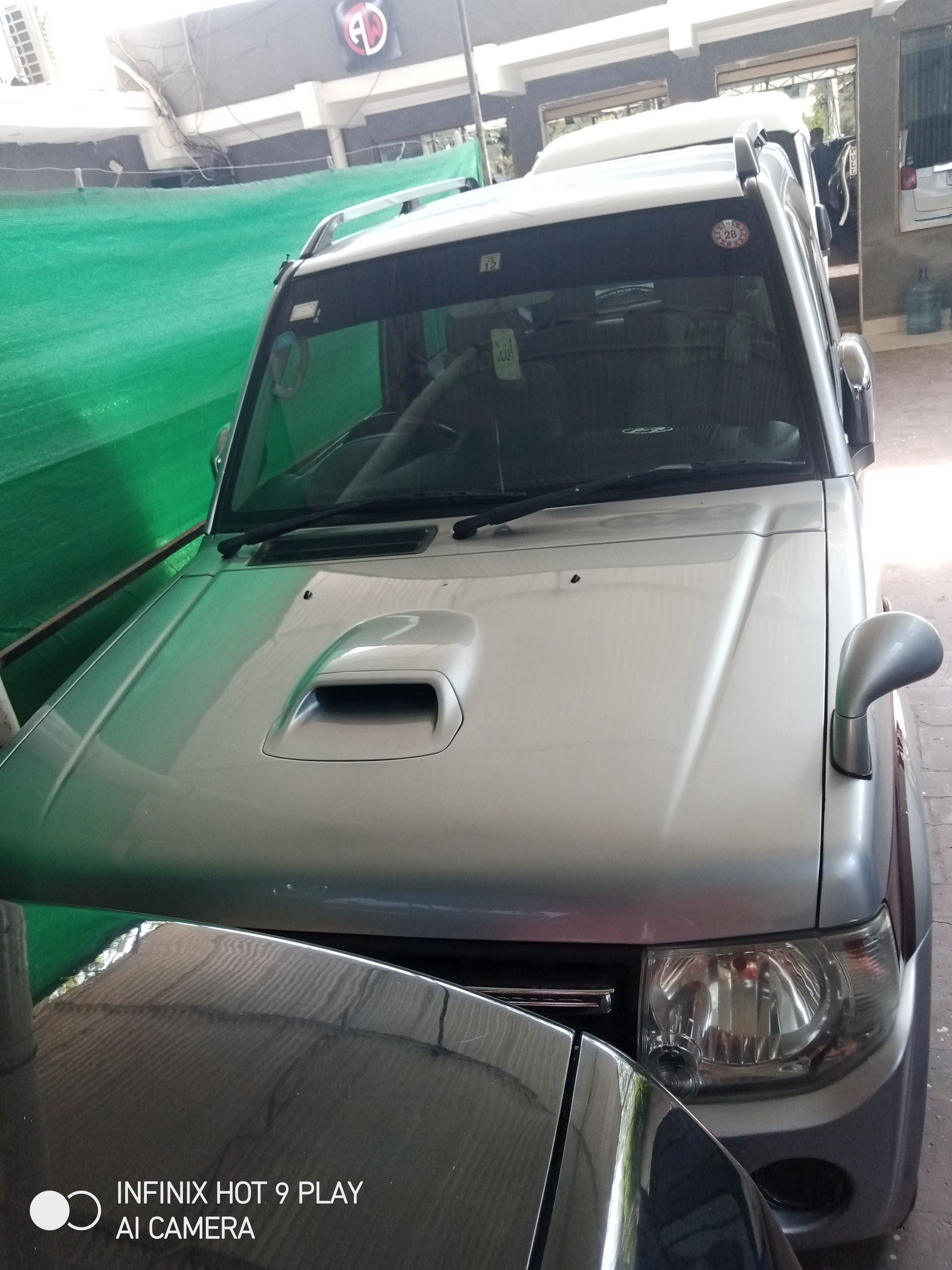 Mitsubishi Pajero Mini Limited 2012