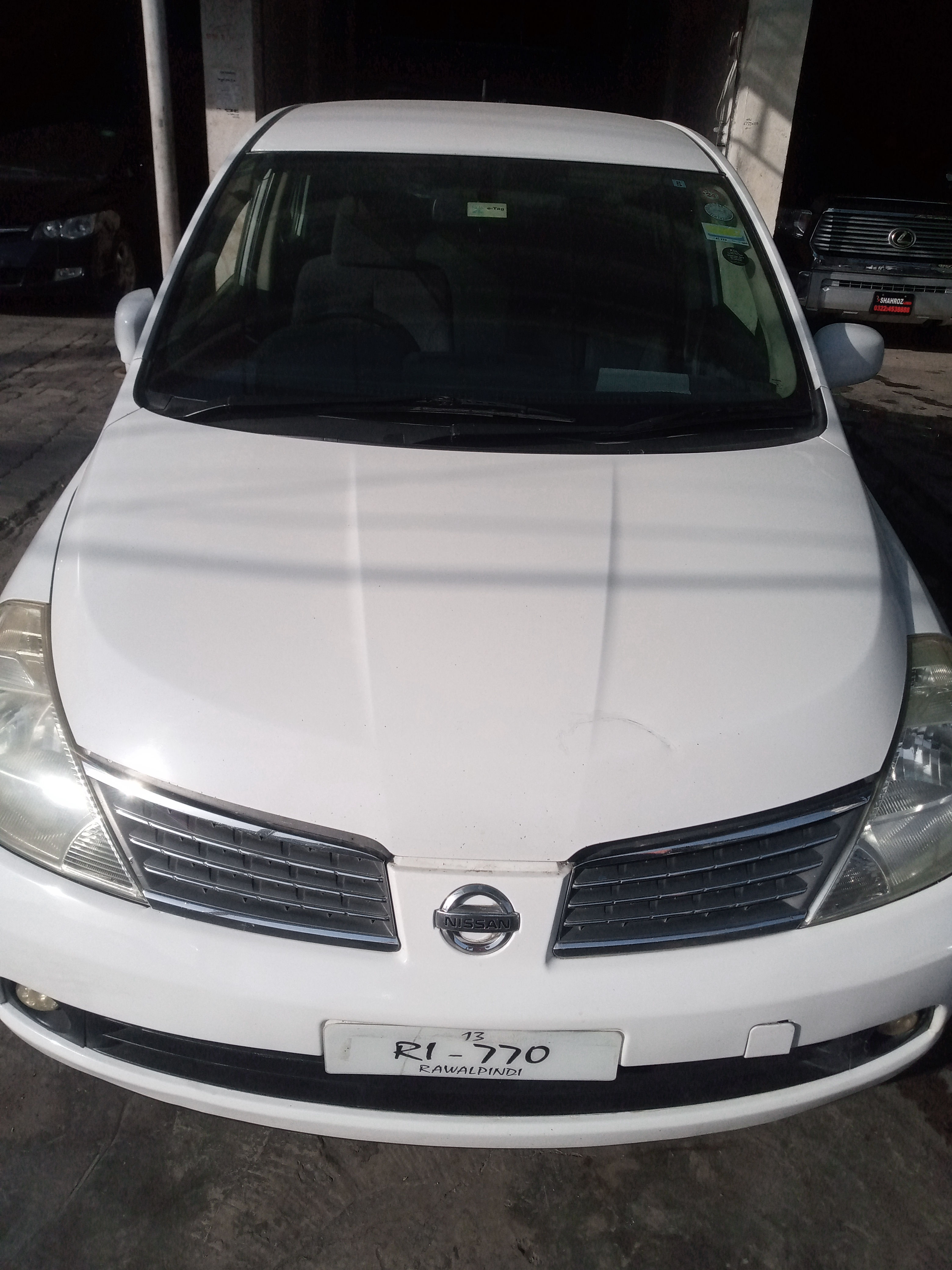 Nissan Juke 15RS 2011