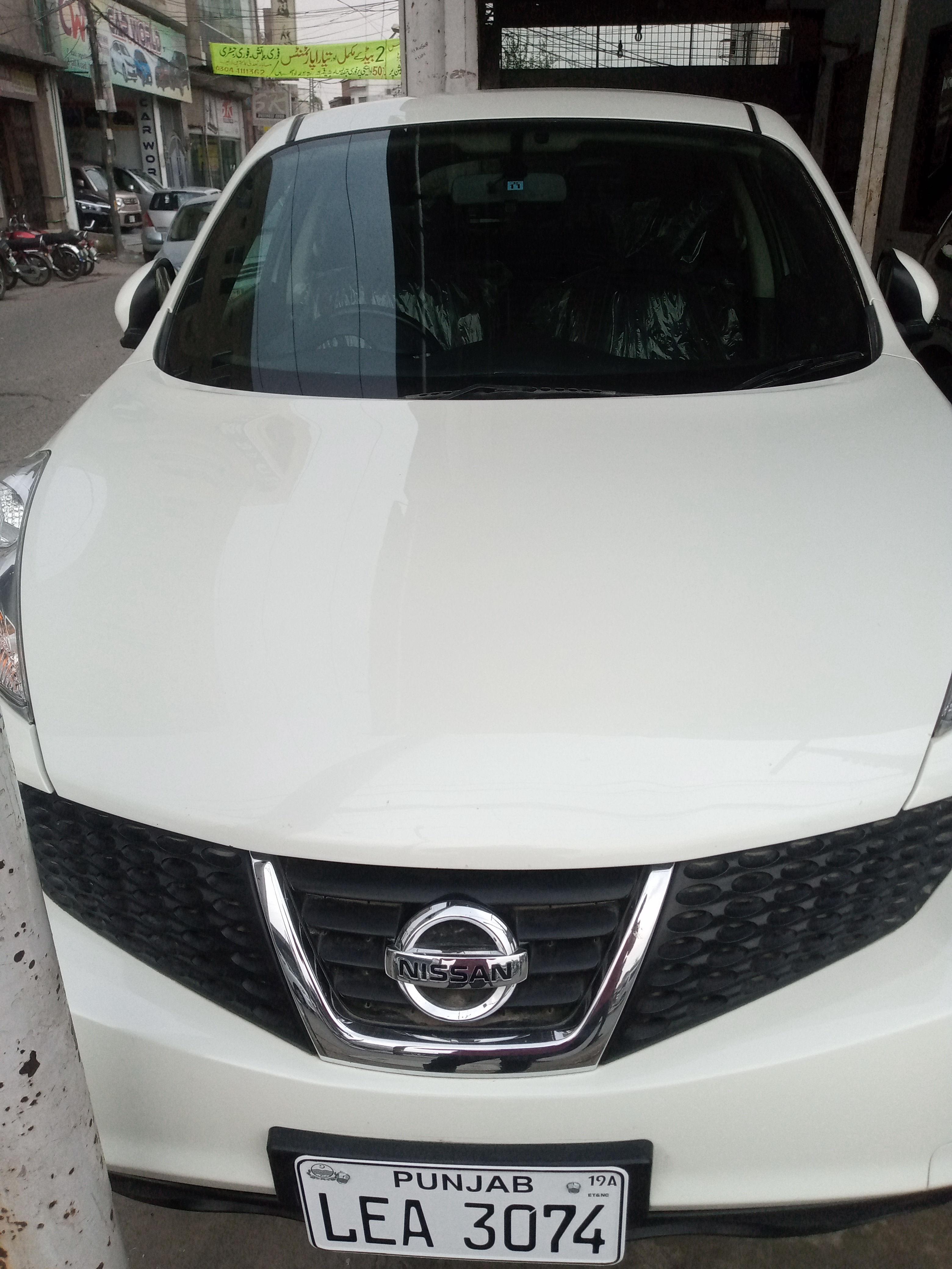 Nissan Juke 15RX 2013