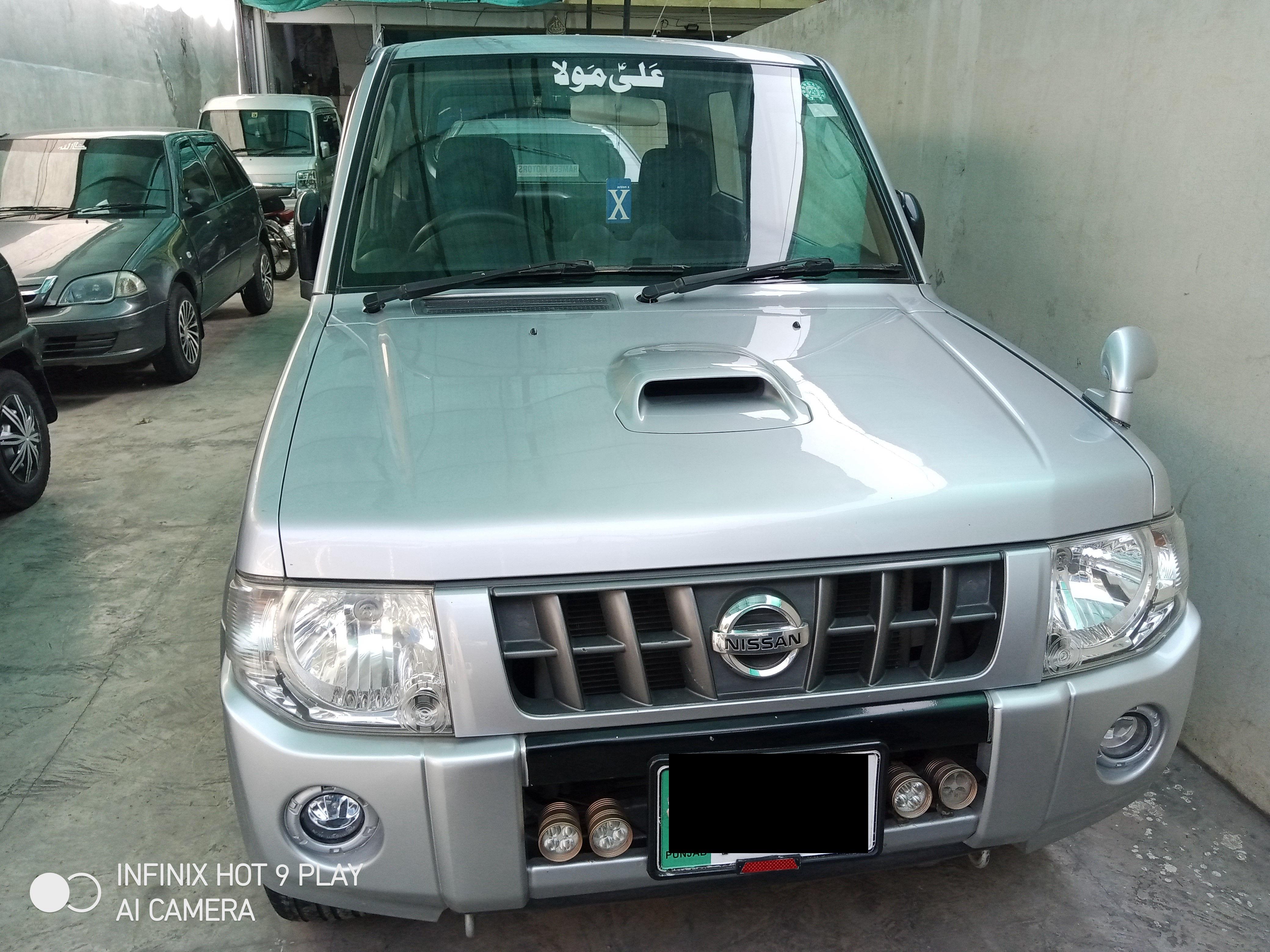 Nissan Kix Base Package 2011