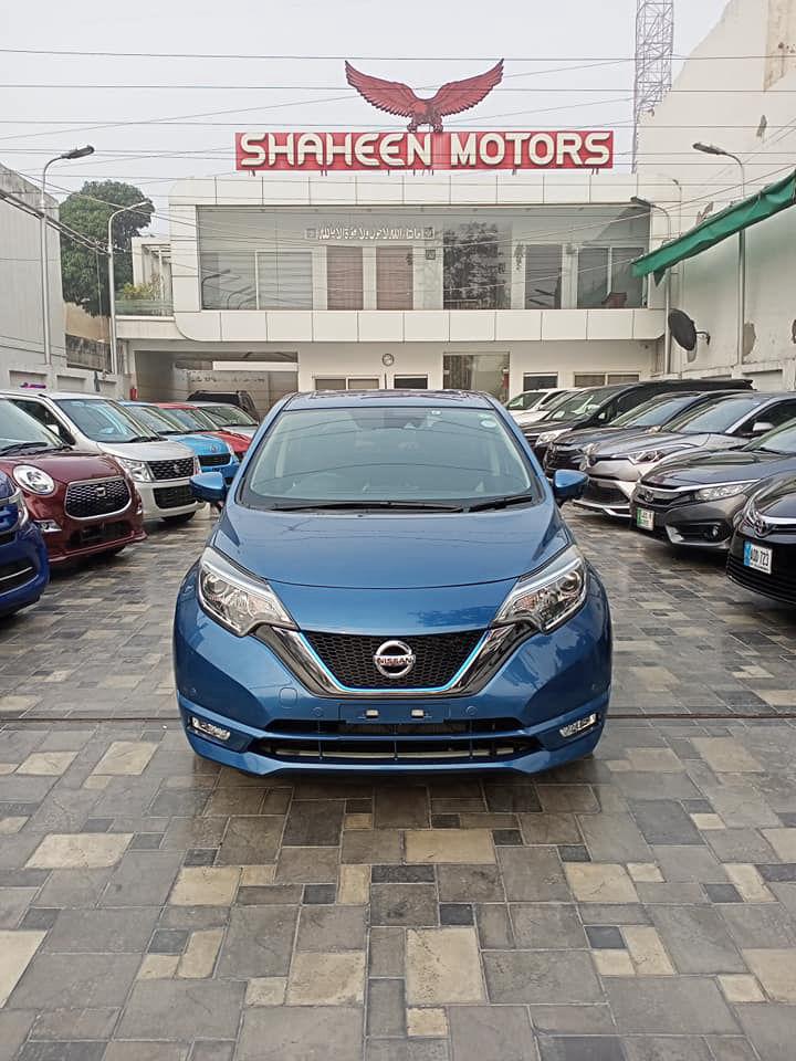 Nissan Note E 2017