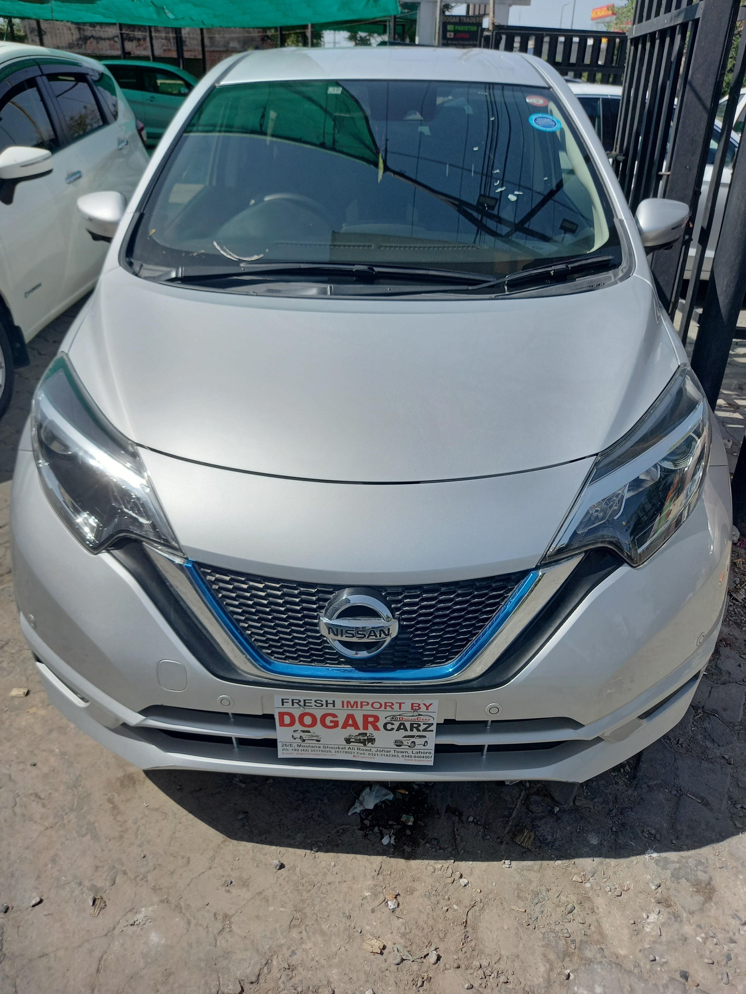 Nissan Note E