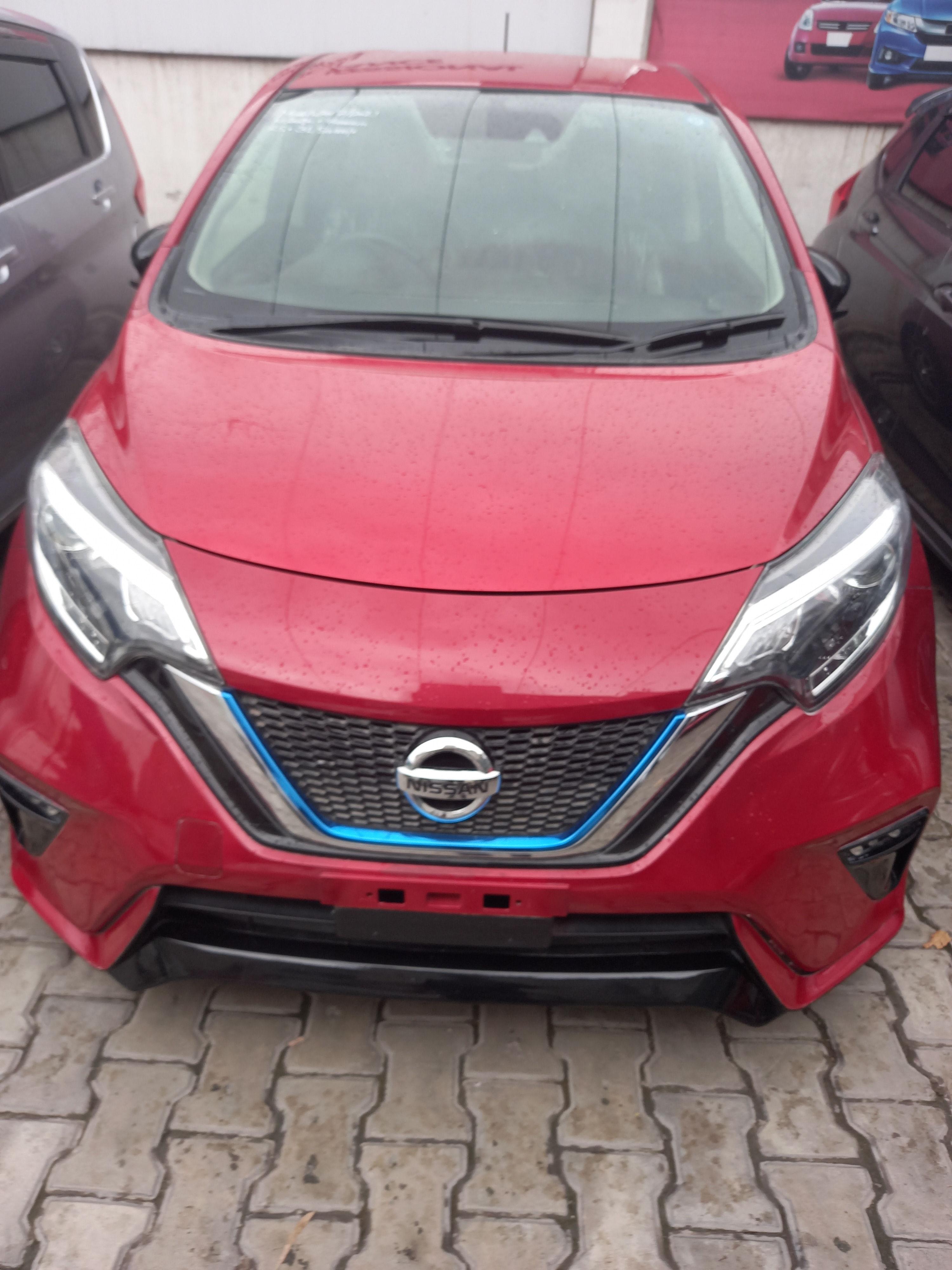 Nissan Note MEDALIST