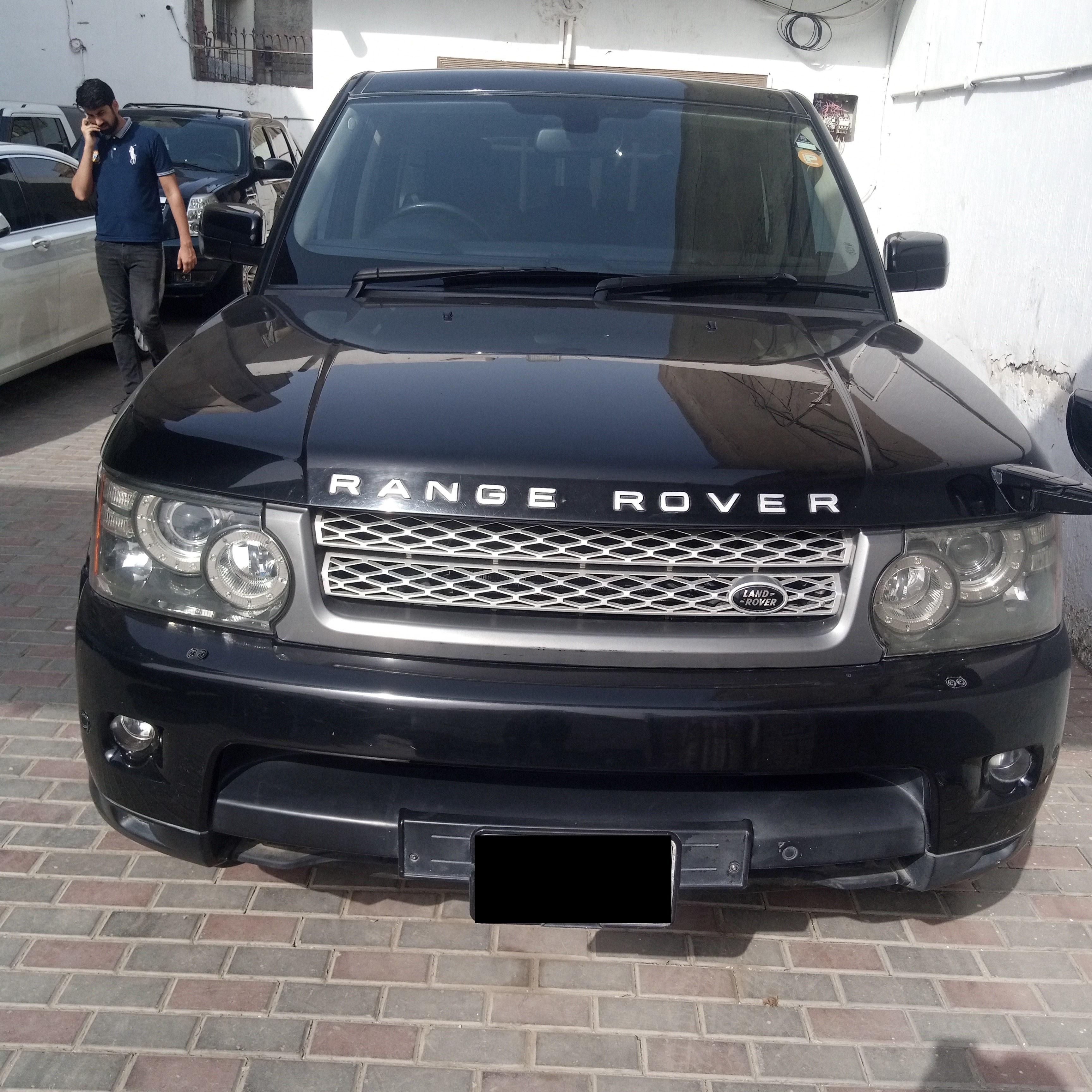 Range Rover Sport TDV6 2006