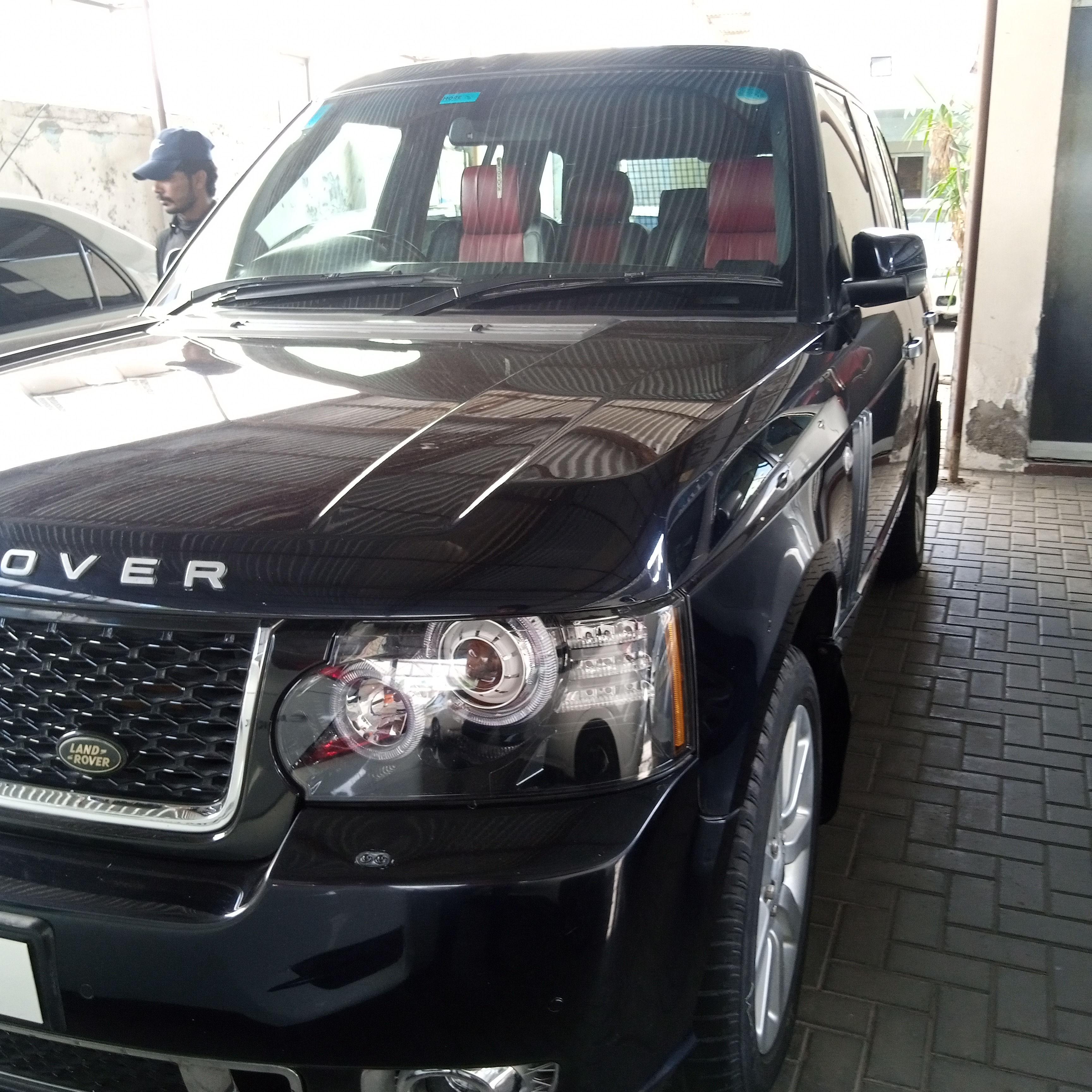 Range Rover Sport TDV6 2007