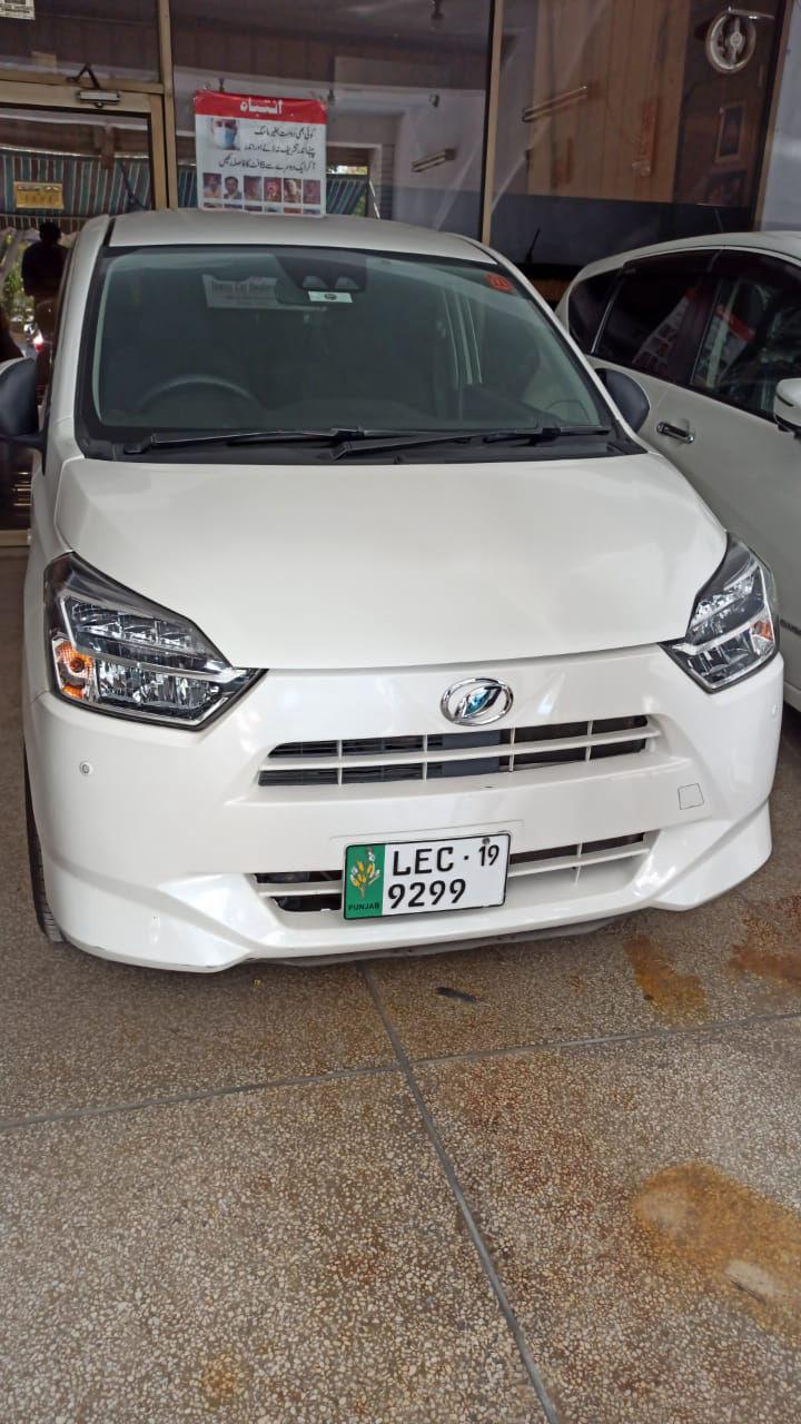 Subaru Pleo Mobi-1 2017