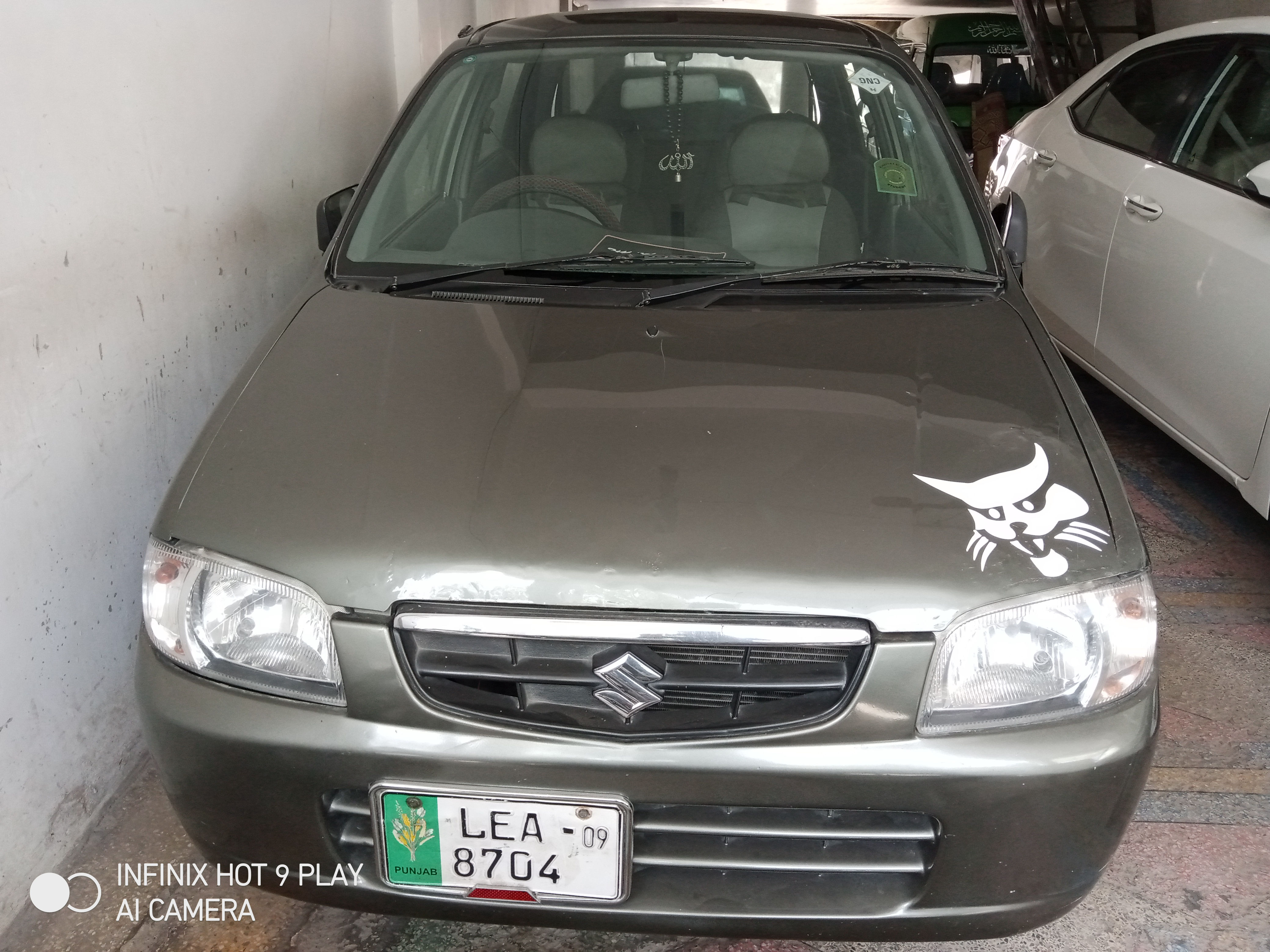 Suzuki Alto VXR 2009