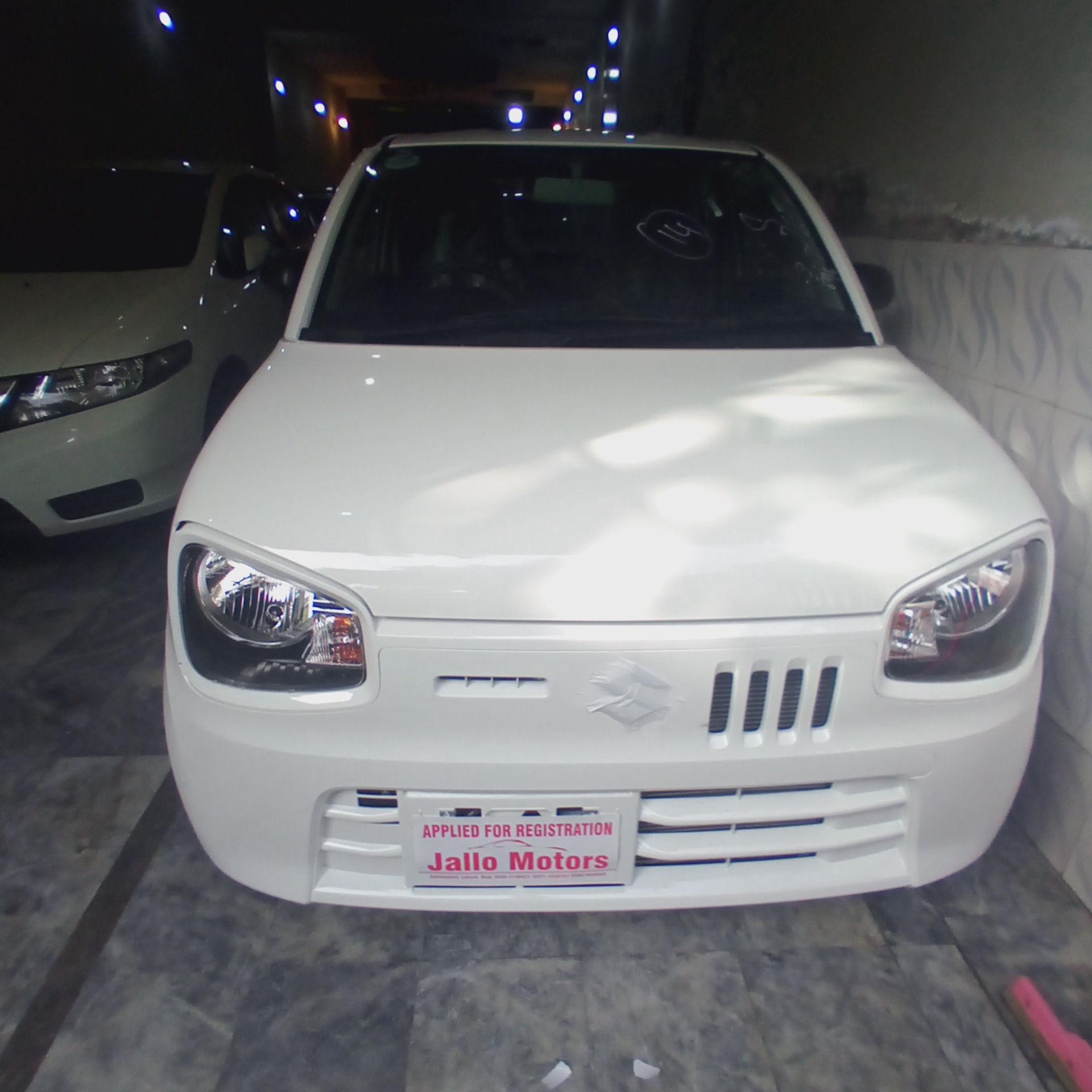 Suzuki Alto VXR 2021
