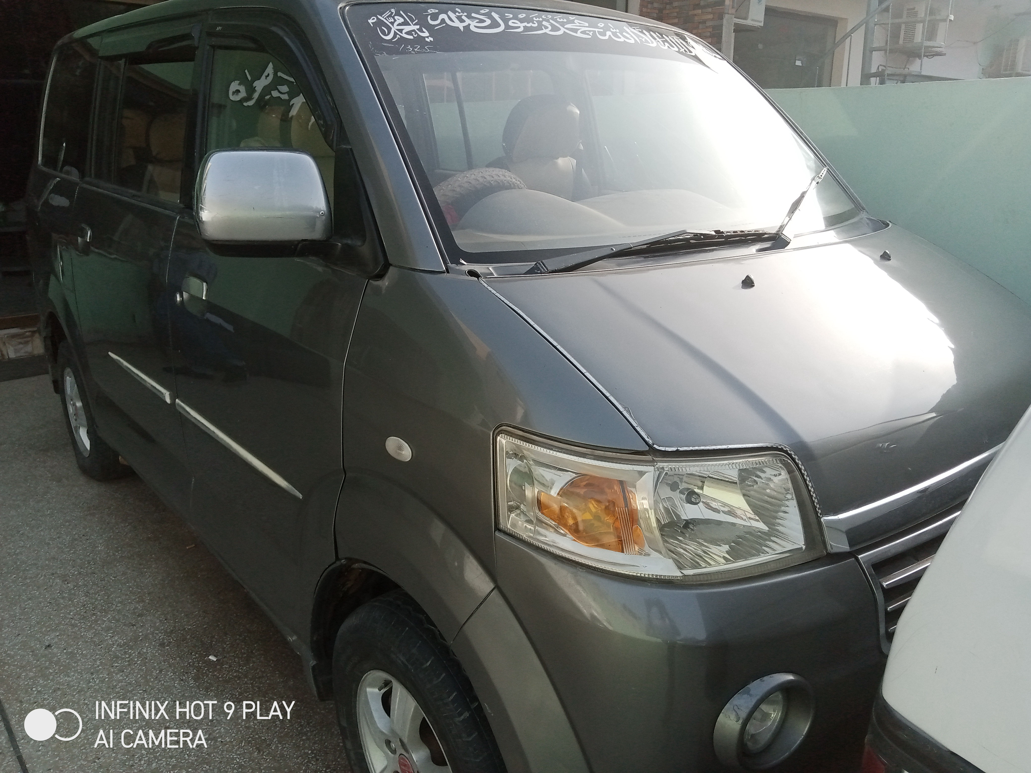 Suzuki APV GLX 2007
