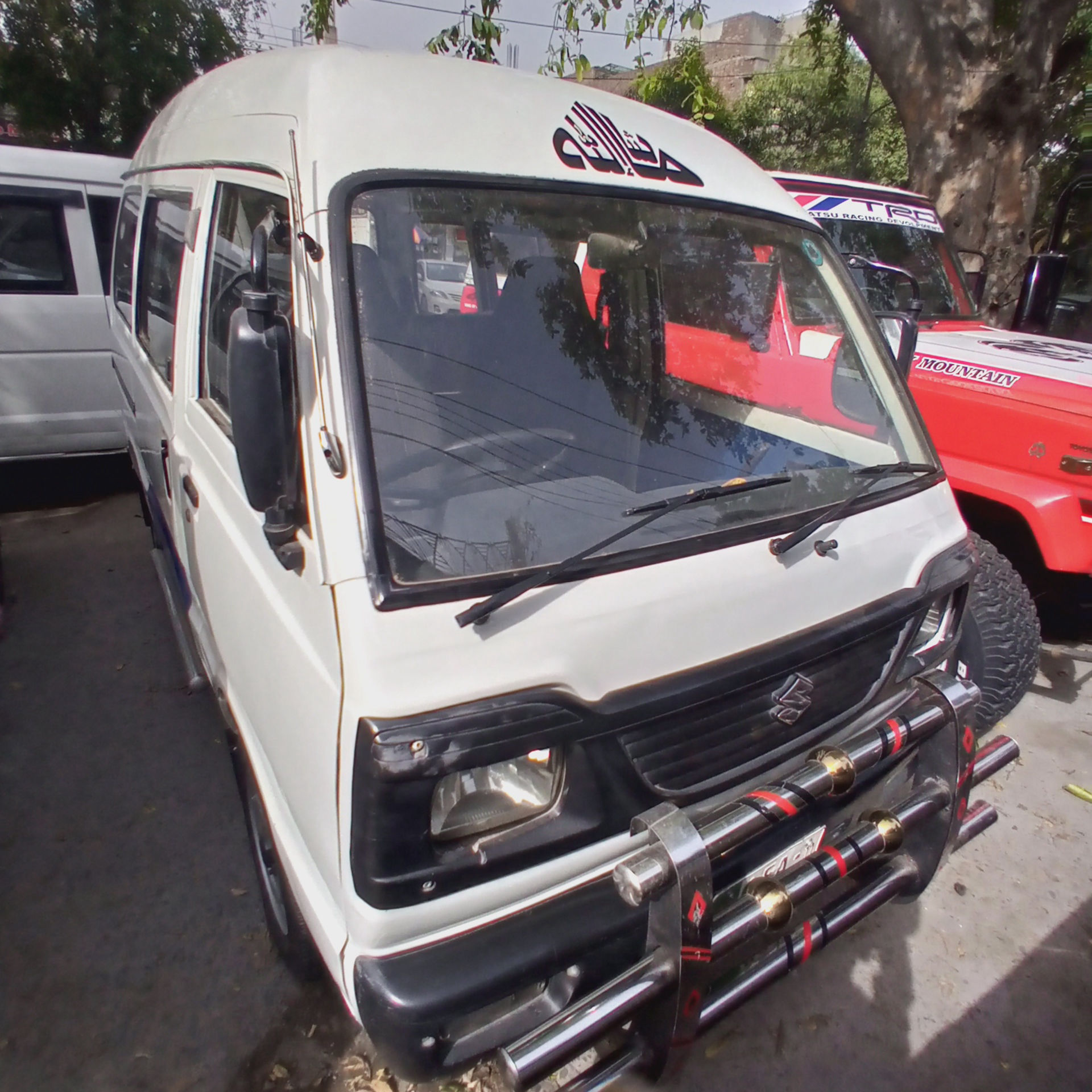 Suzuki Bolan VX Euro II 2011