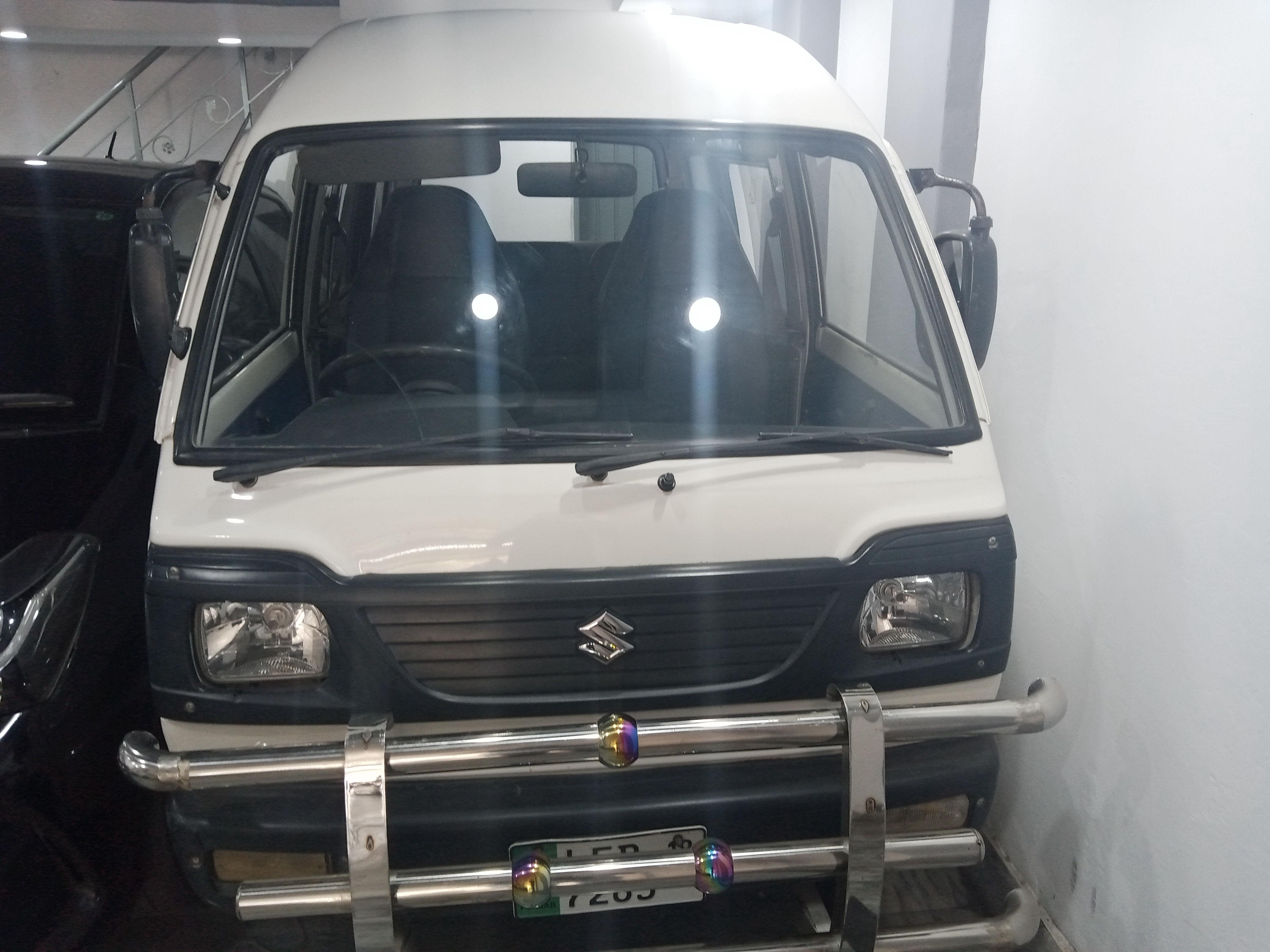 Suzuki Bolan VX Euro II 2018