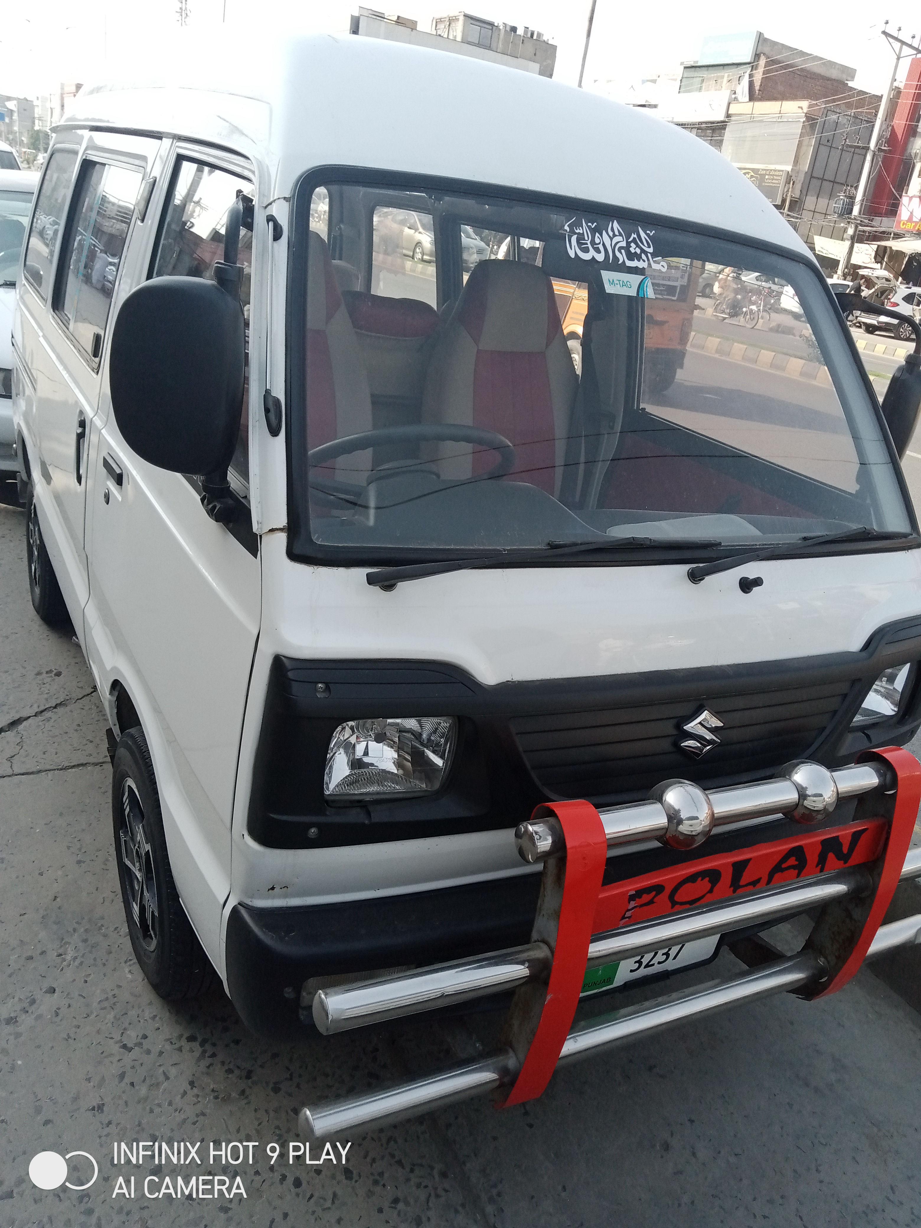 Suzuki Bolan VX Euro II 2019