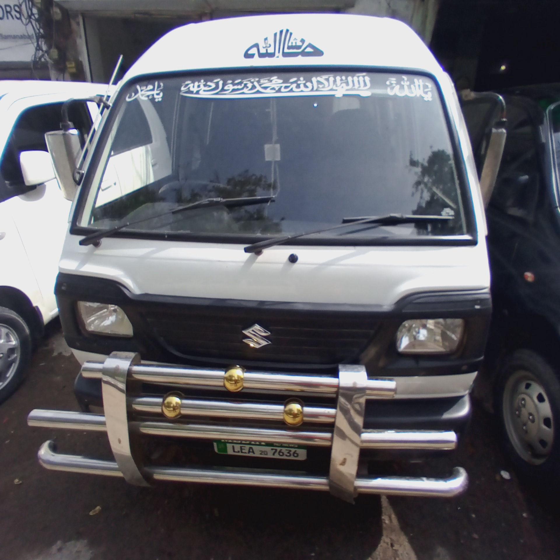 Suzuki Bolan VX Euro II 2020