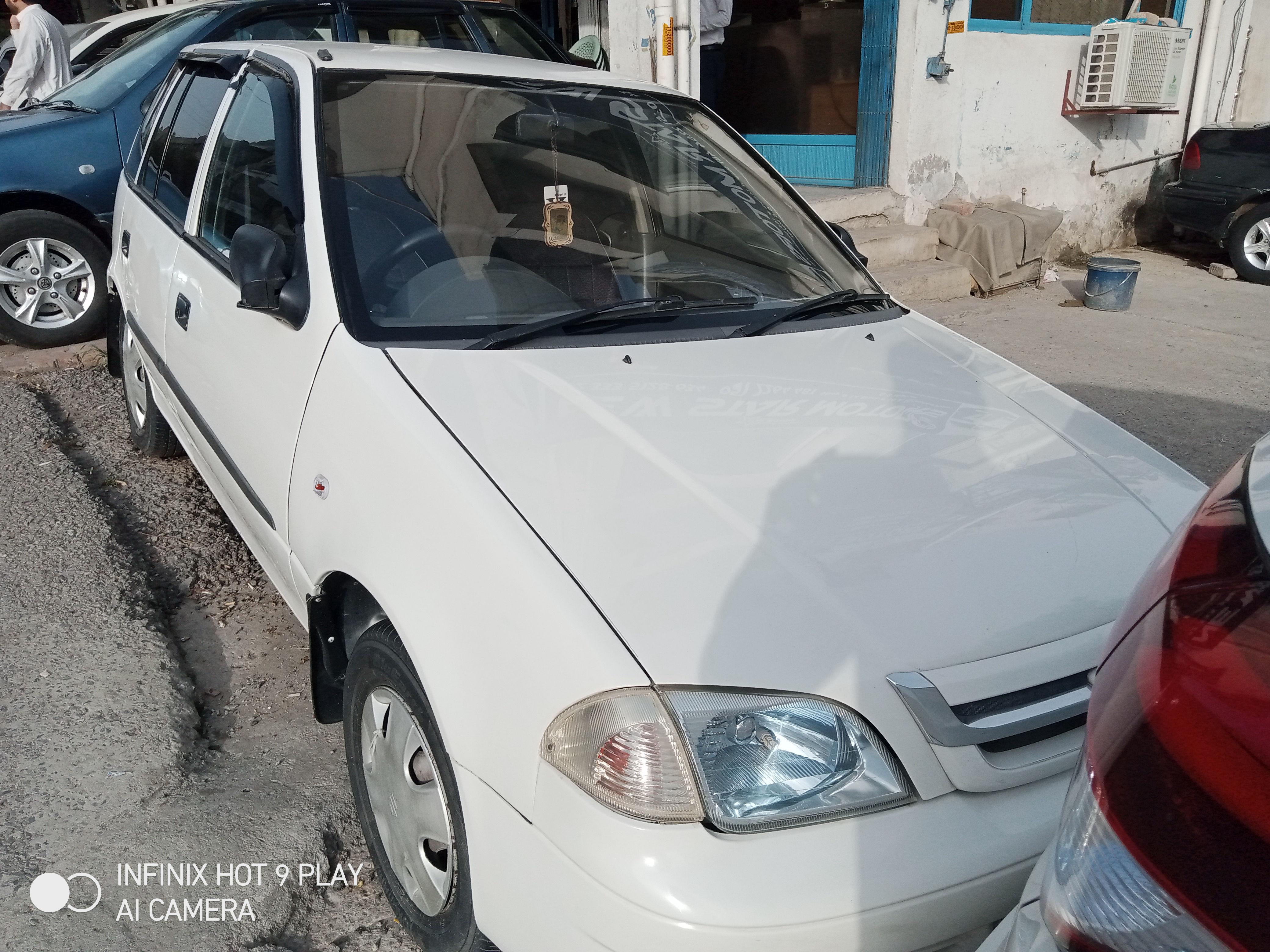 Suzuki Cultus VXR 2011