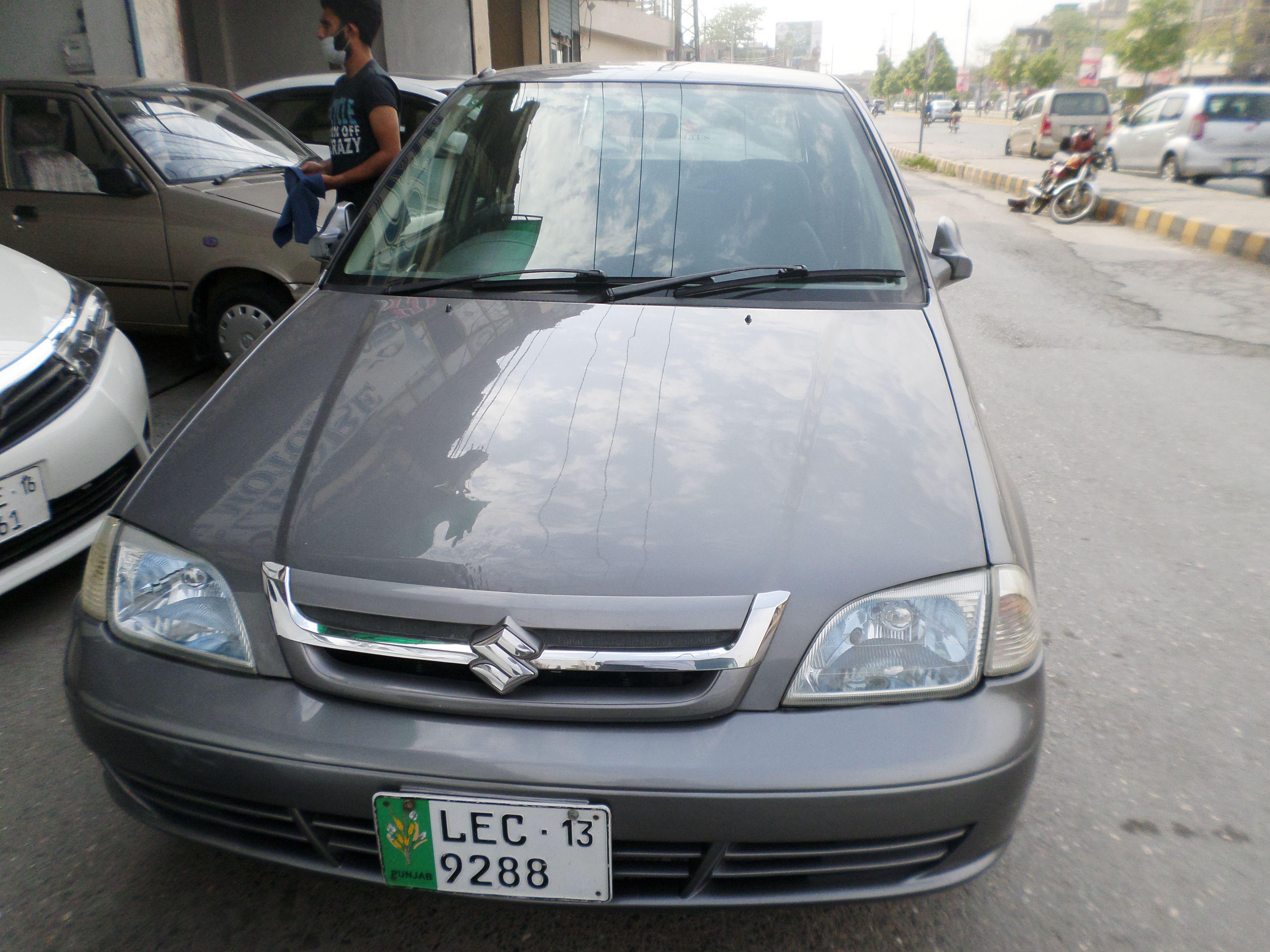 Suzuki Cultus VXR 2013