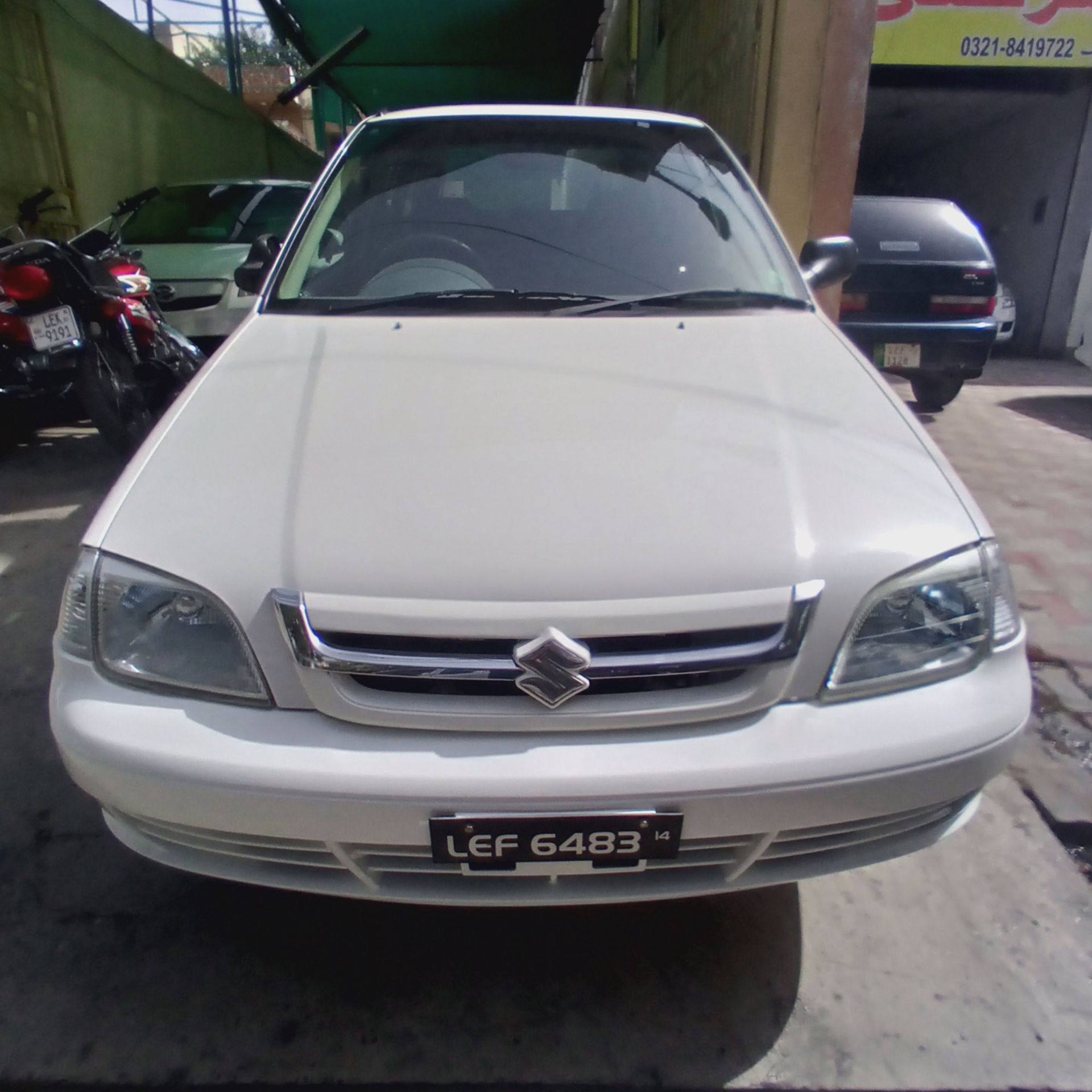 Suzuki Cultus VXR 2014
