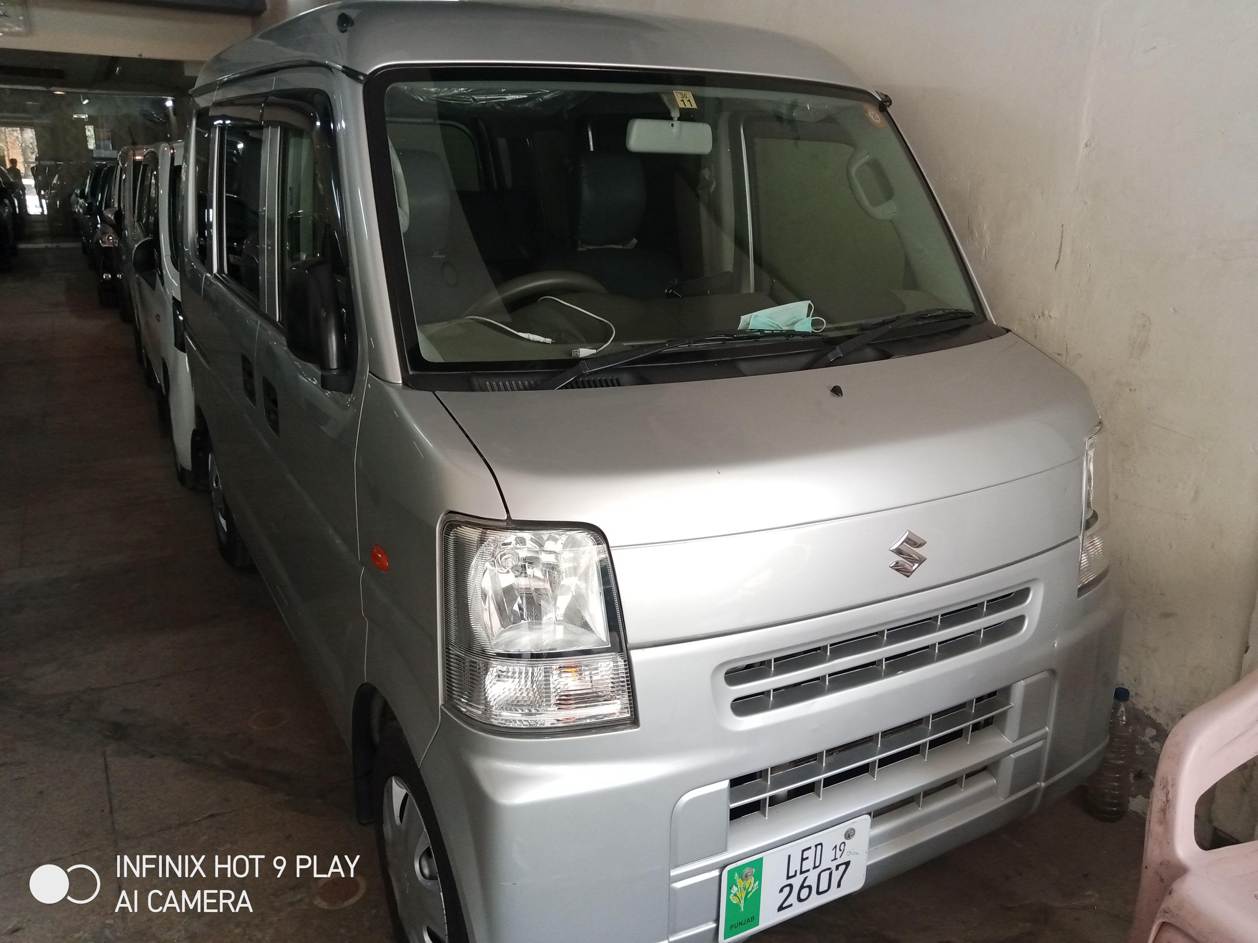 Suzuki Every PA 2014