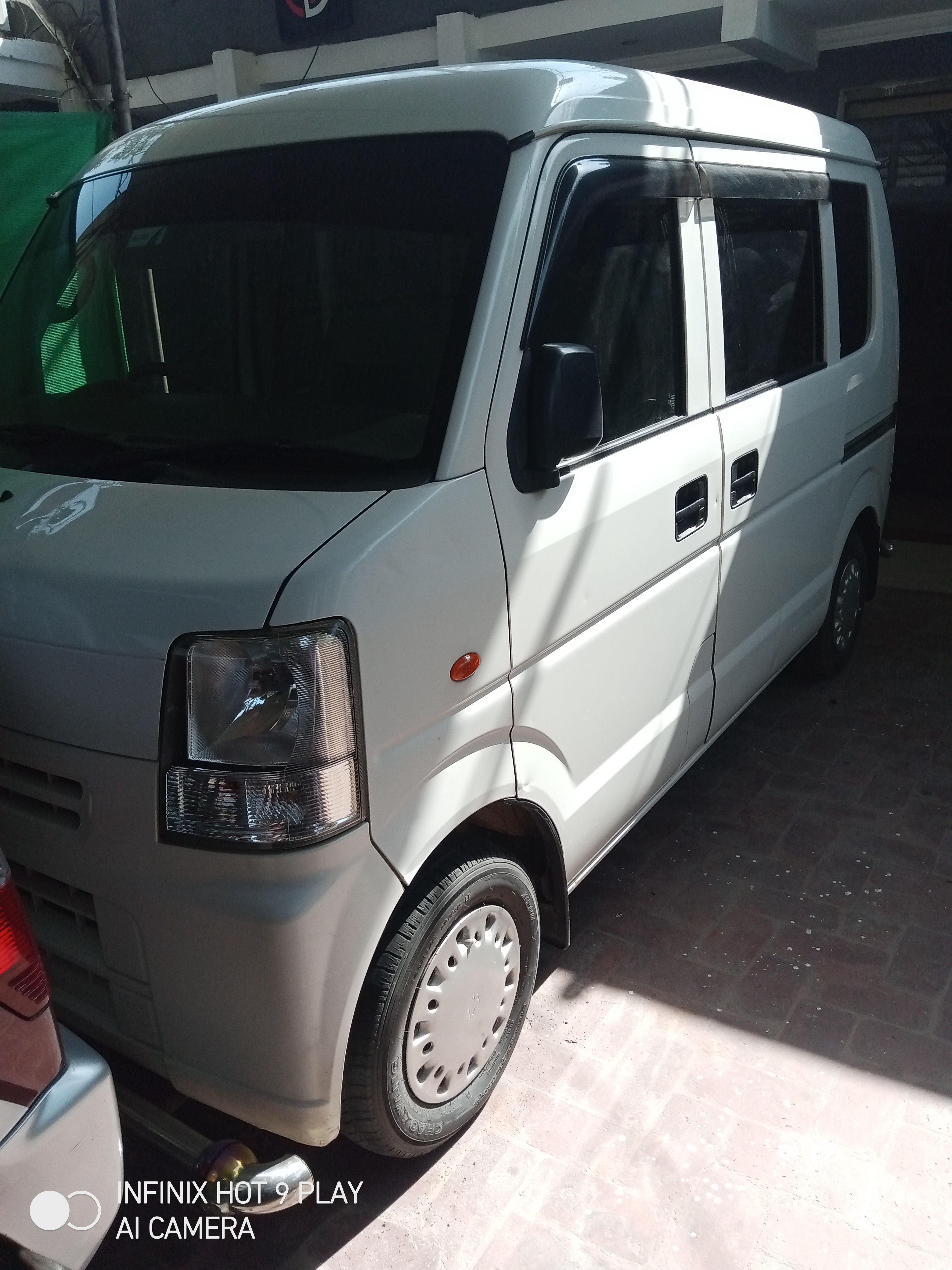 Suzuki Every Wagon JP Turbo 2010