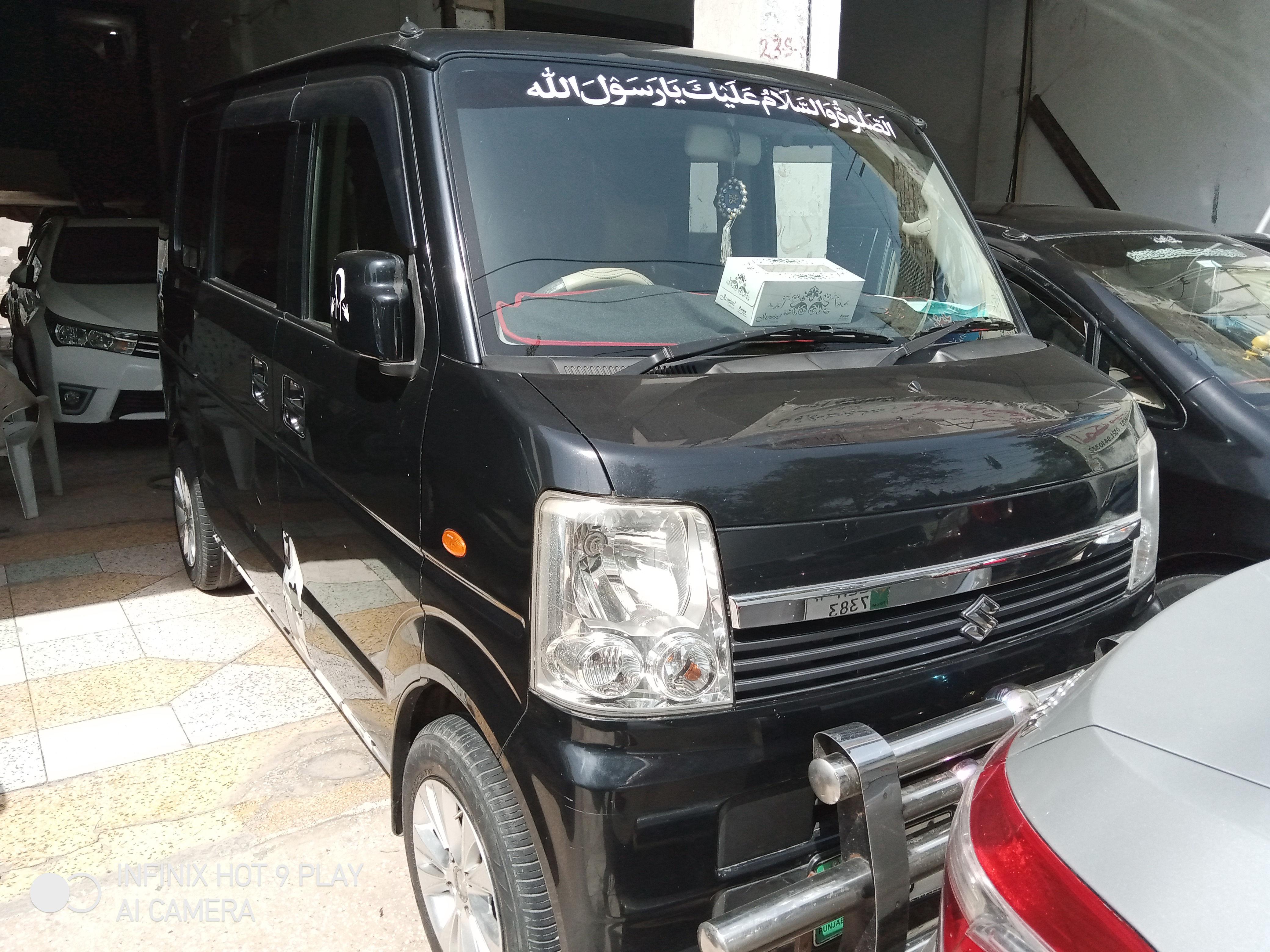 Suzuki Every Wagon JP Turbo 2014