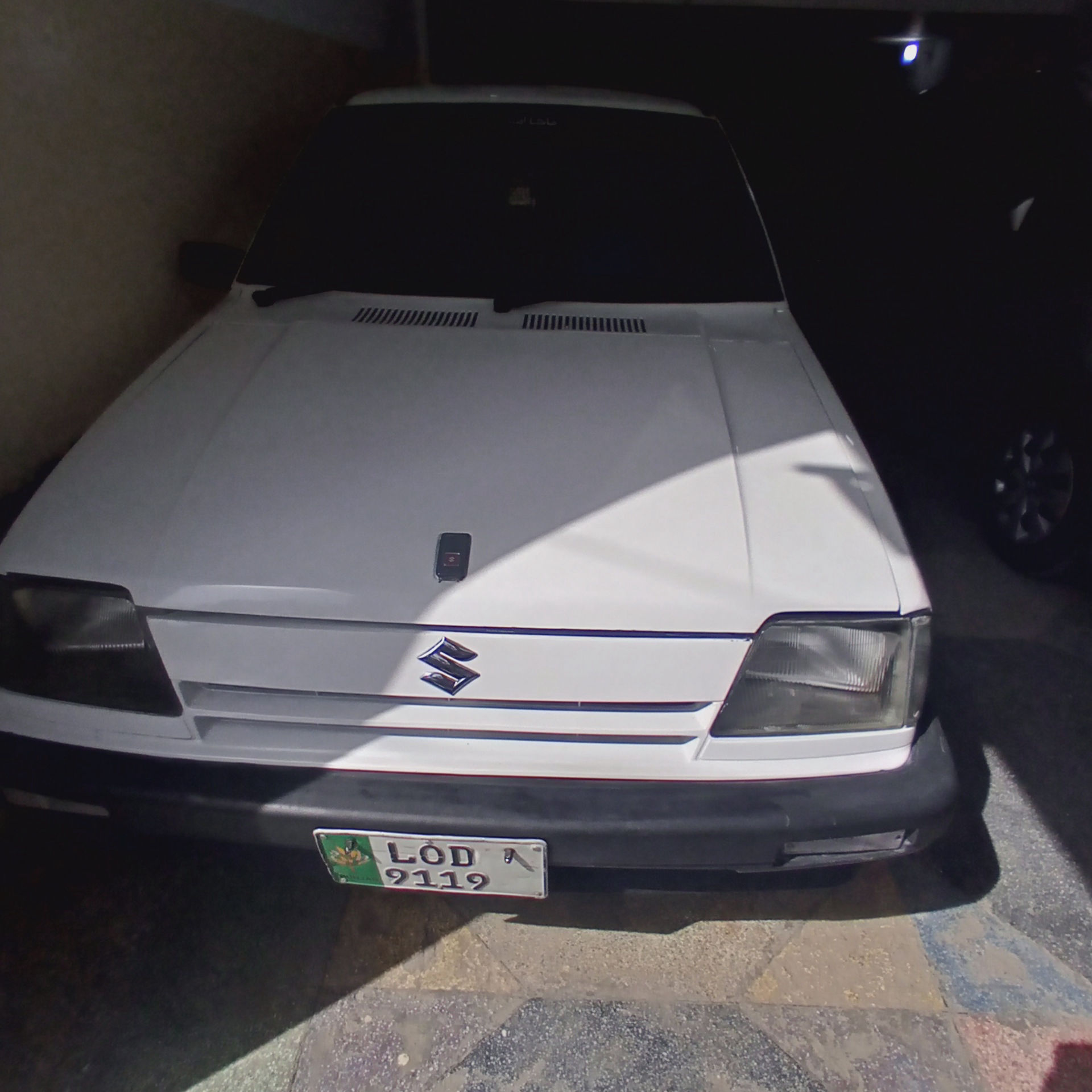 Suzuki Khyber GA 1991