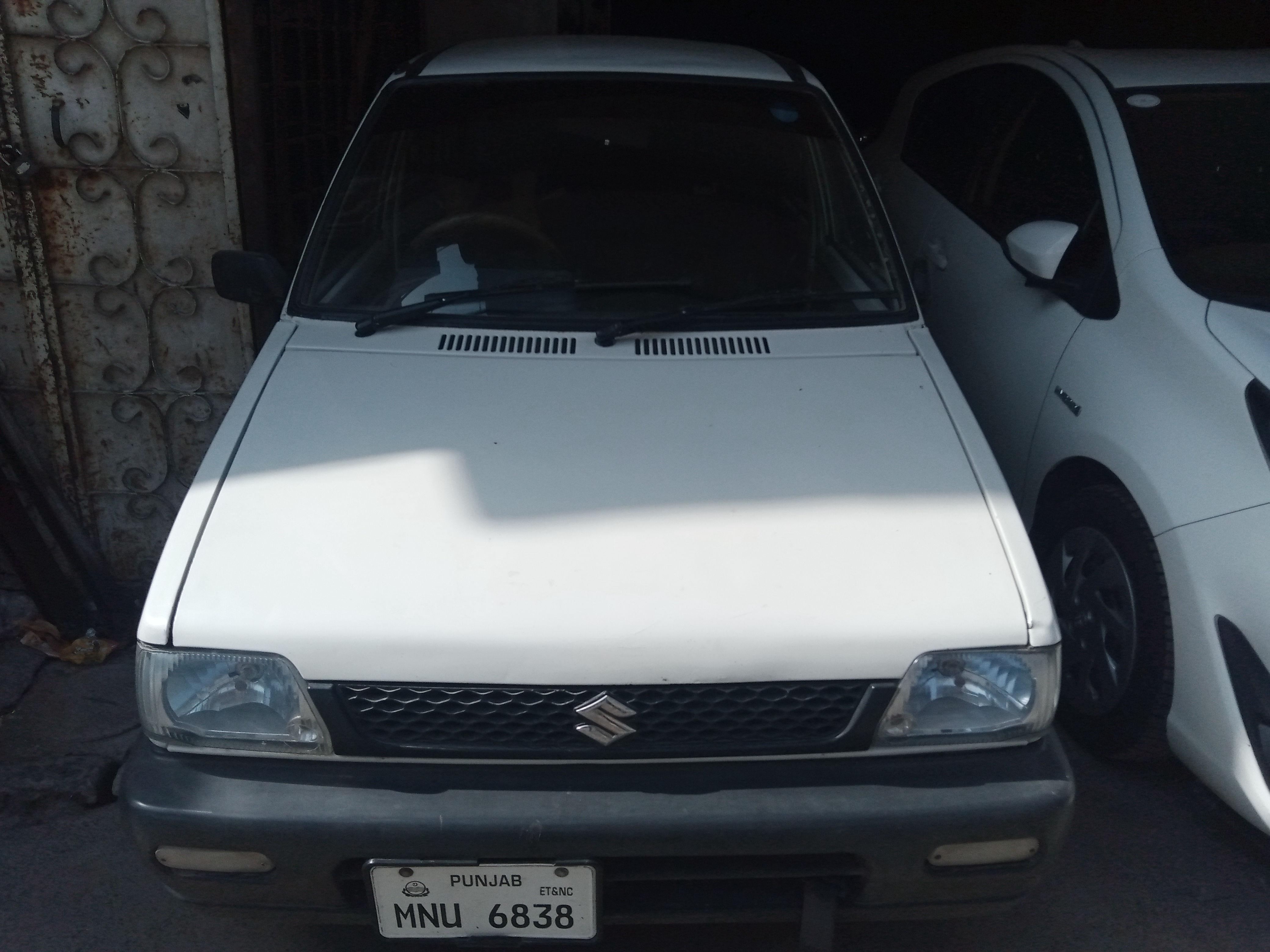 Suzuki Mehran VX 1996