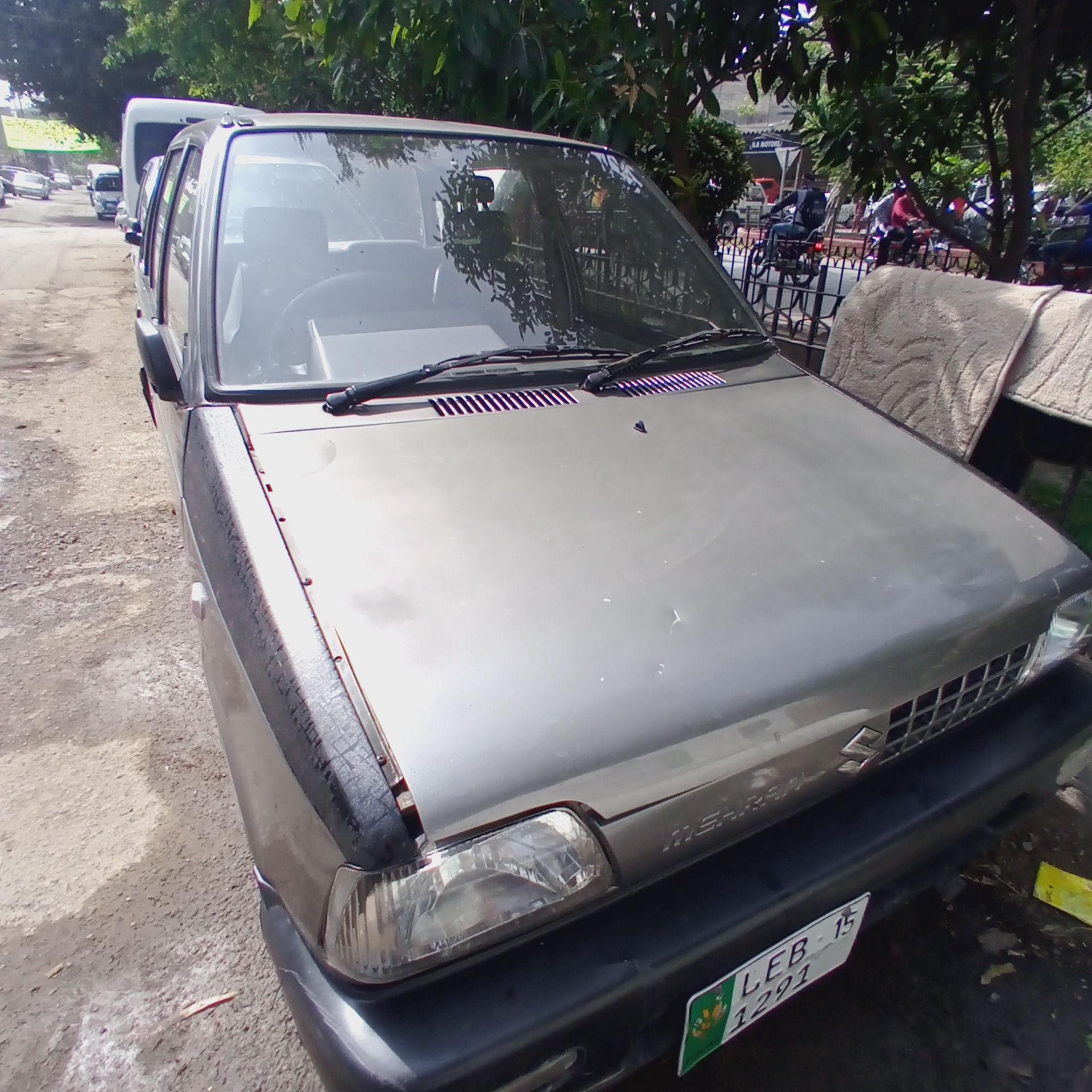 Suzuki Mehran VX 2015