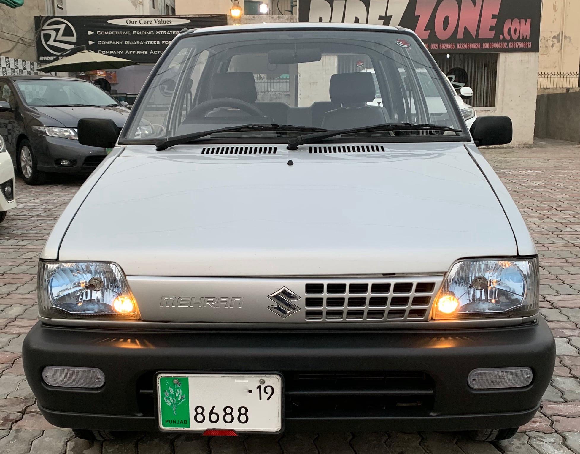 Suzuki Mehran VX 2019