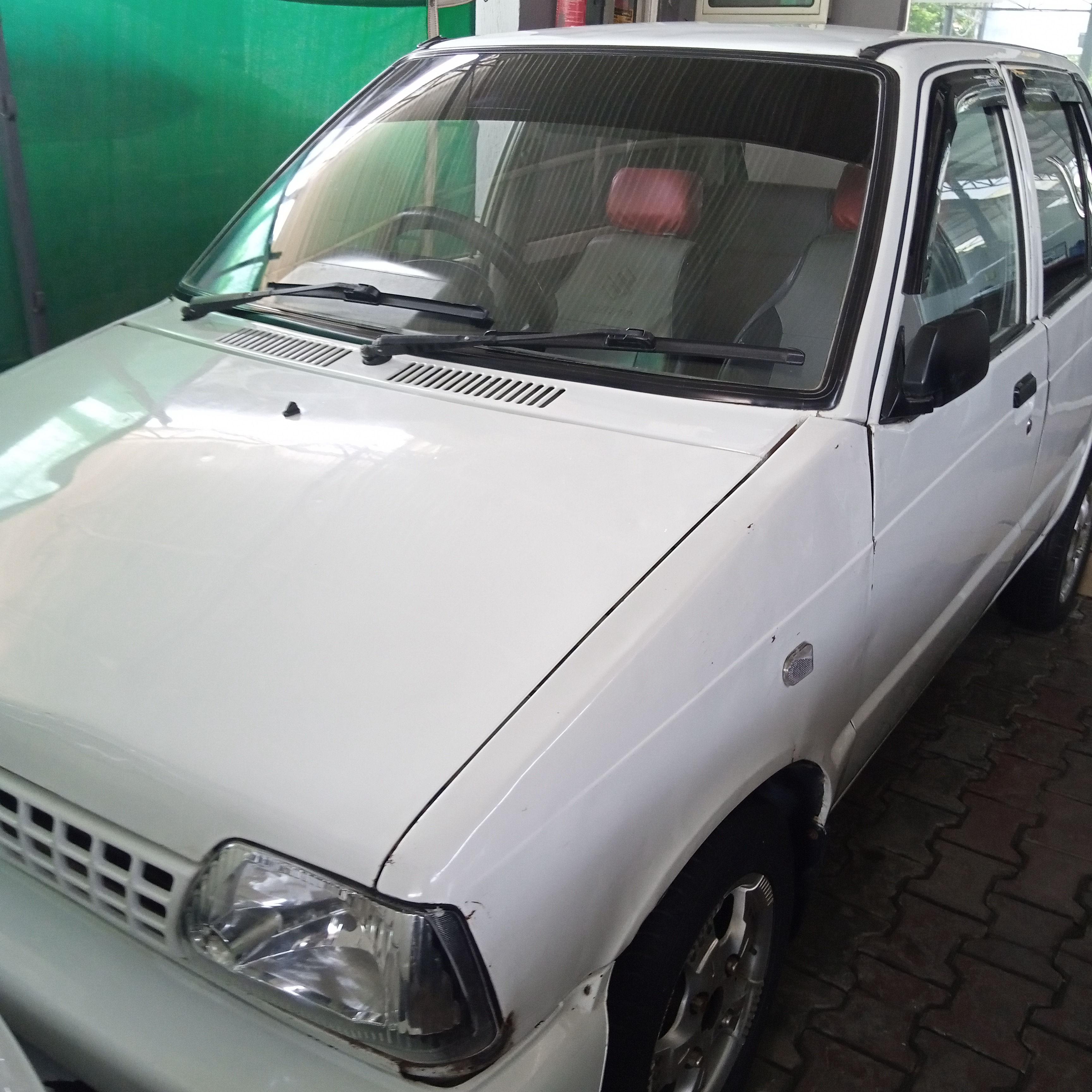 Suzuki Mehran VXR 2006