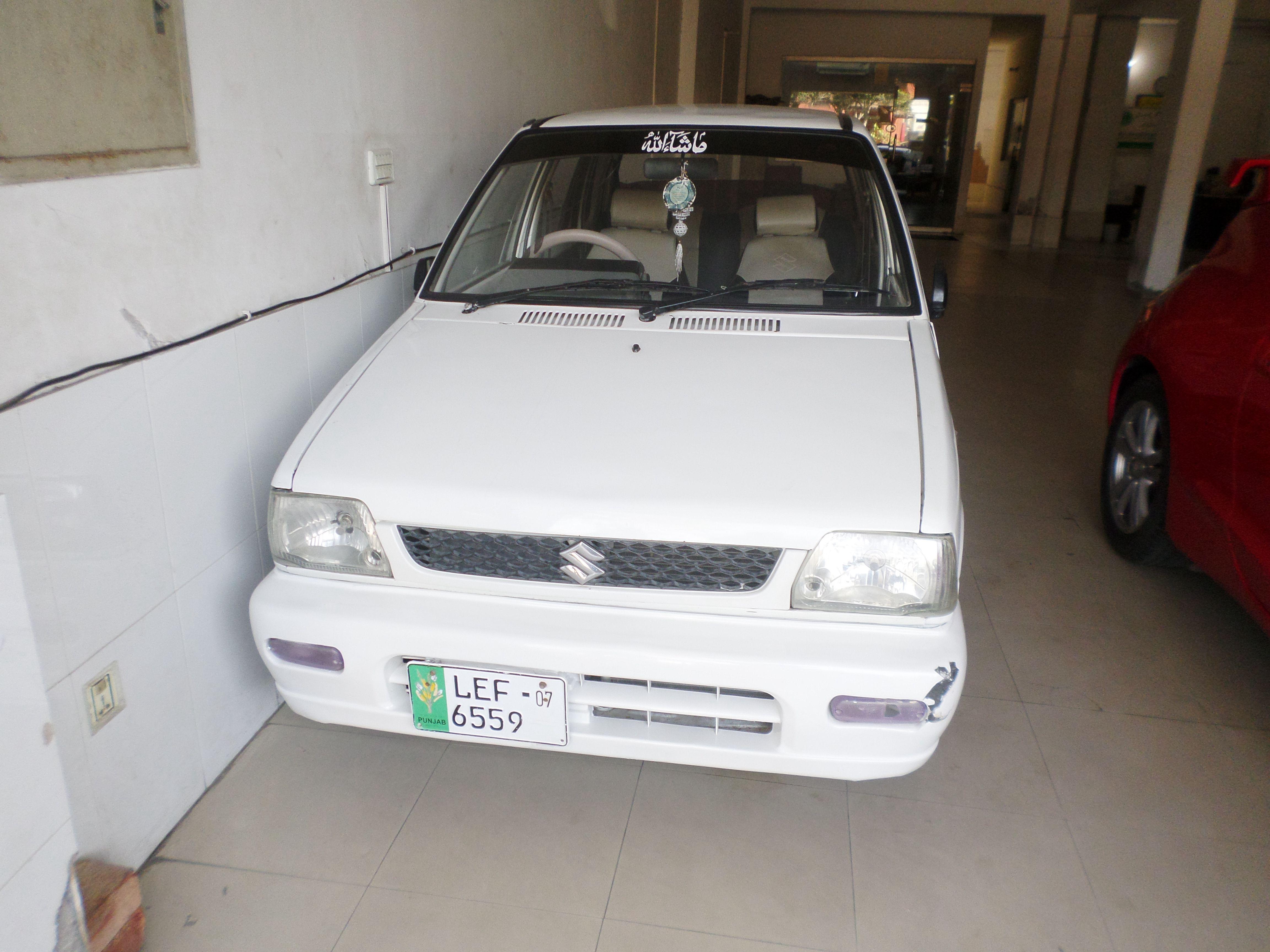 Suzuki Mehran VXR 2007