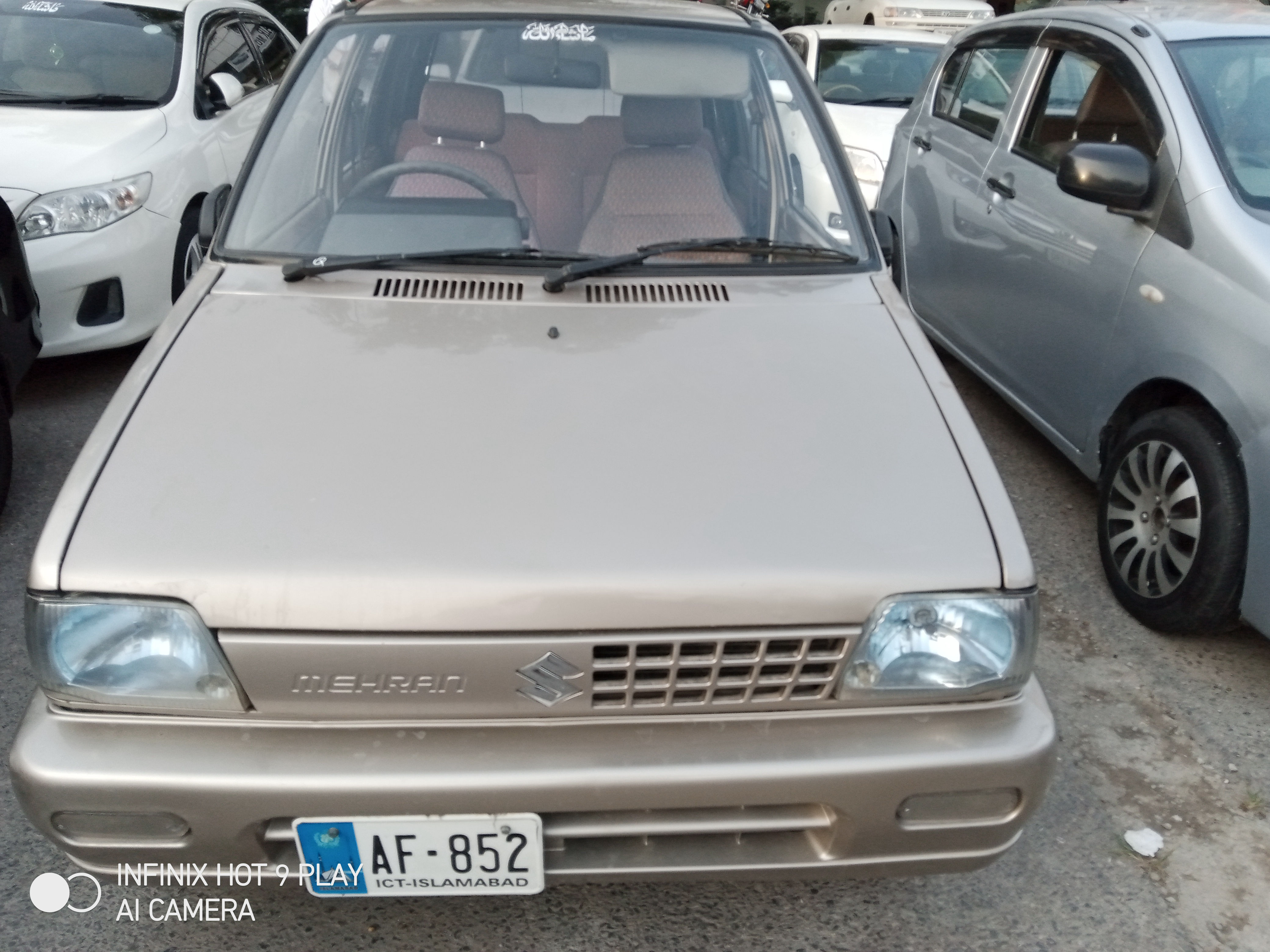 Suzuki Mehran VXR 2013